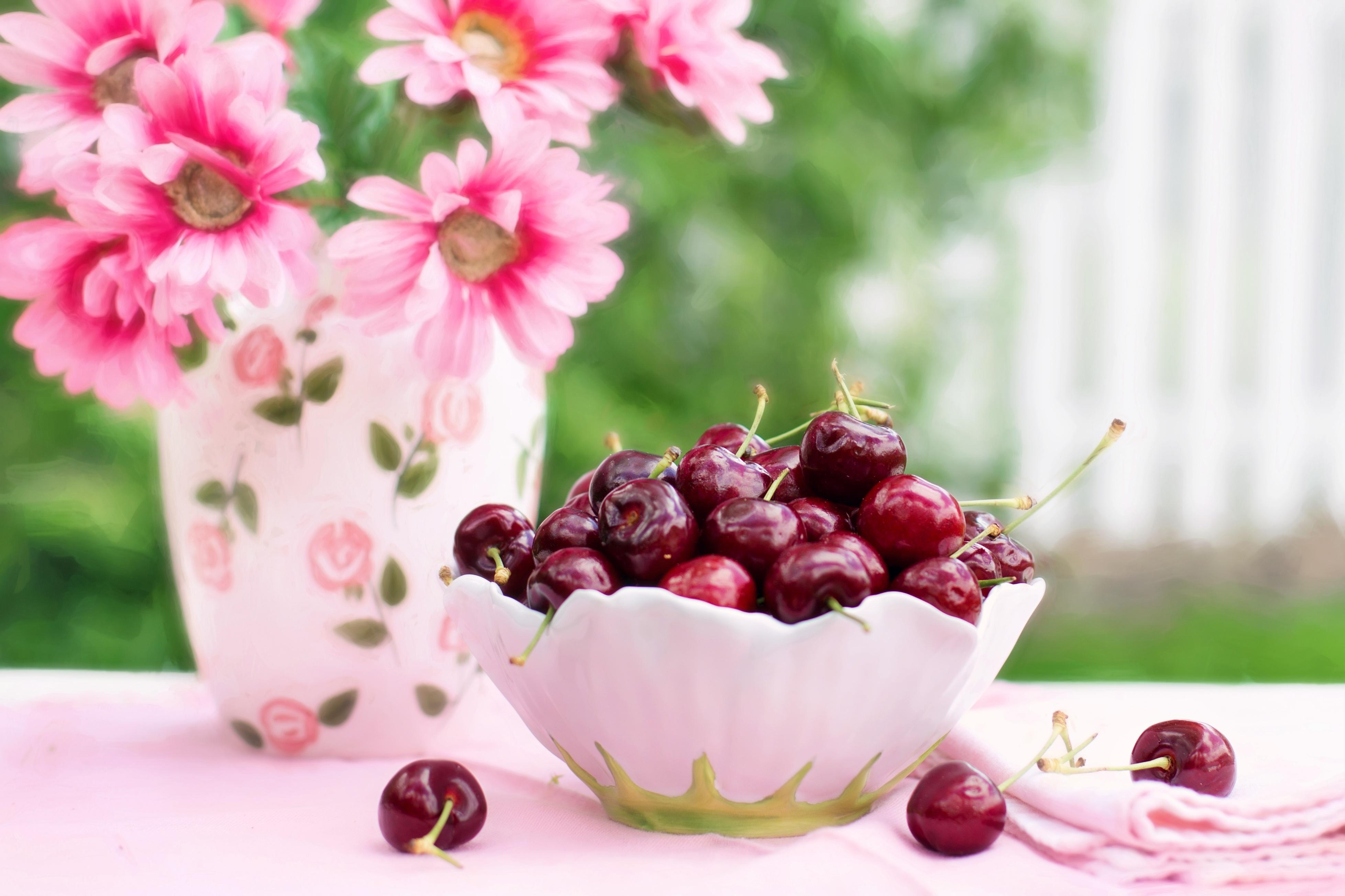 ягоды фрукты ваза бесплатно