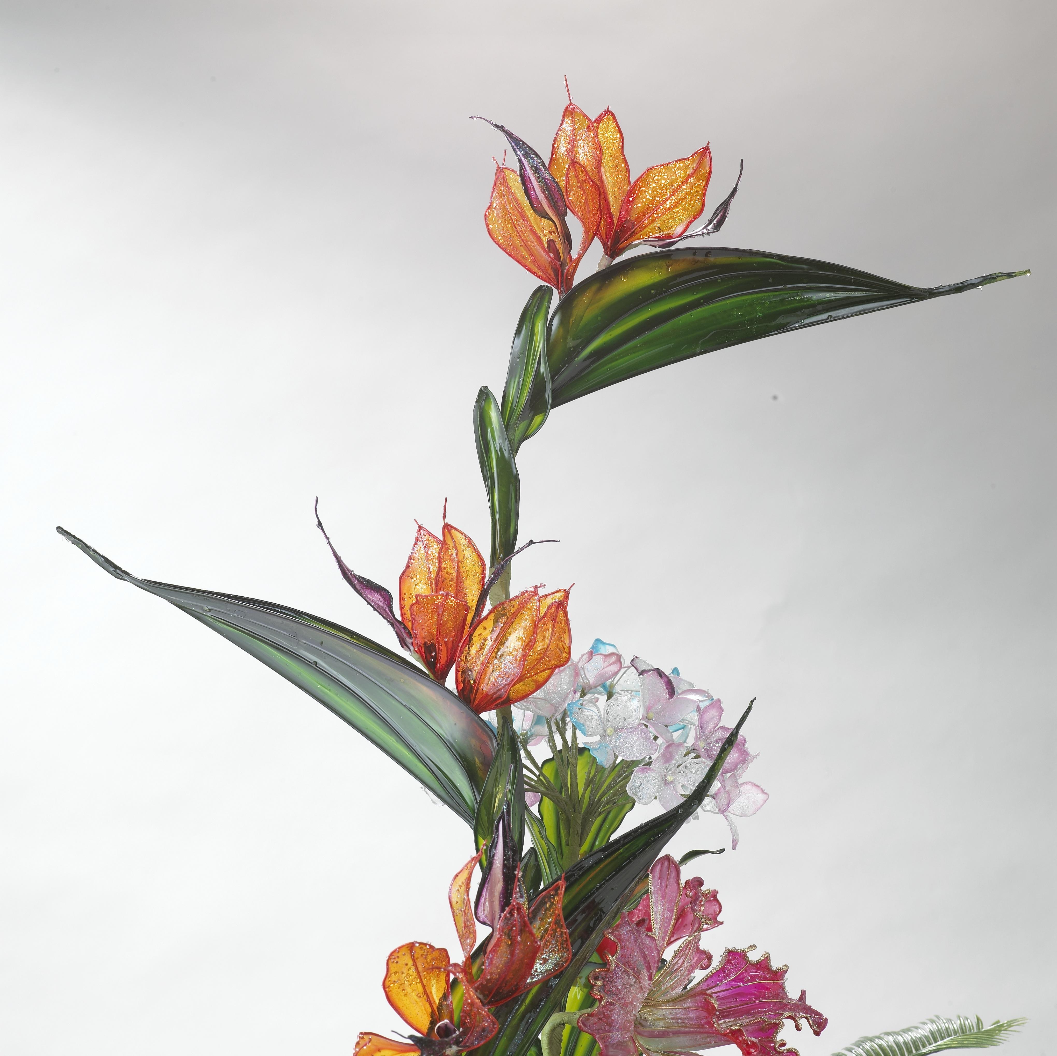 Fotoğraf şube Plastik Yaprak Buket Dekorasyon Botanik Bitki