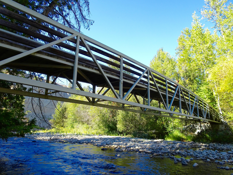 теперь мост через речку картинка идеи покажутся безумными