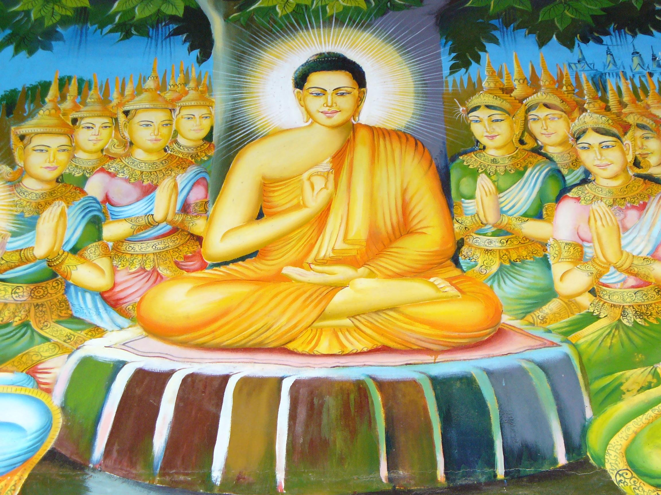 Стихи будда гаутама