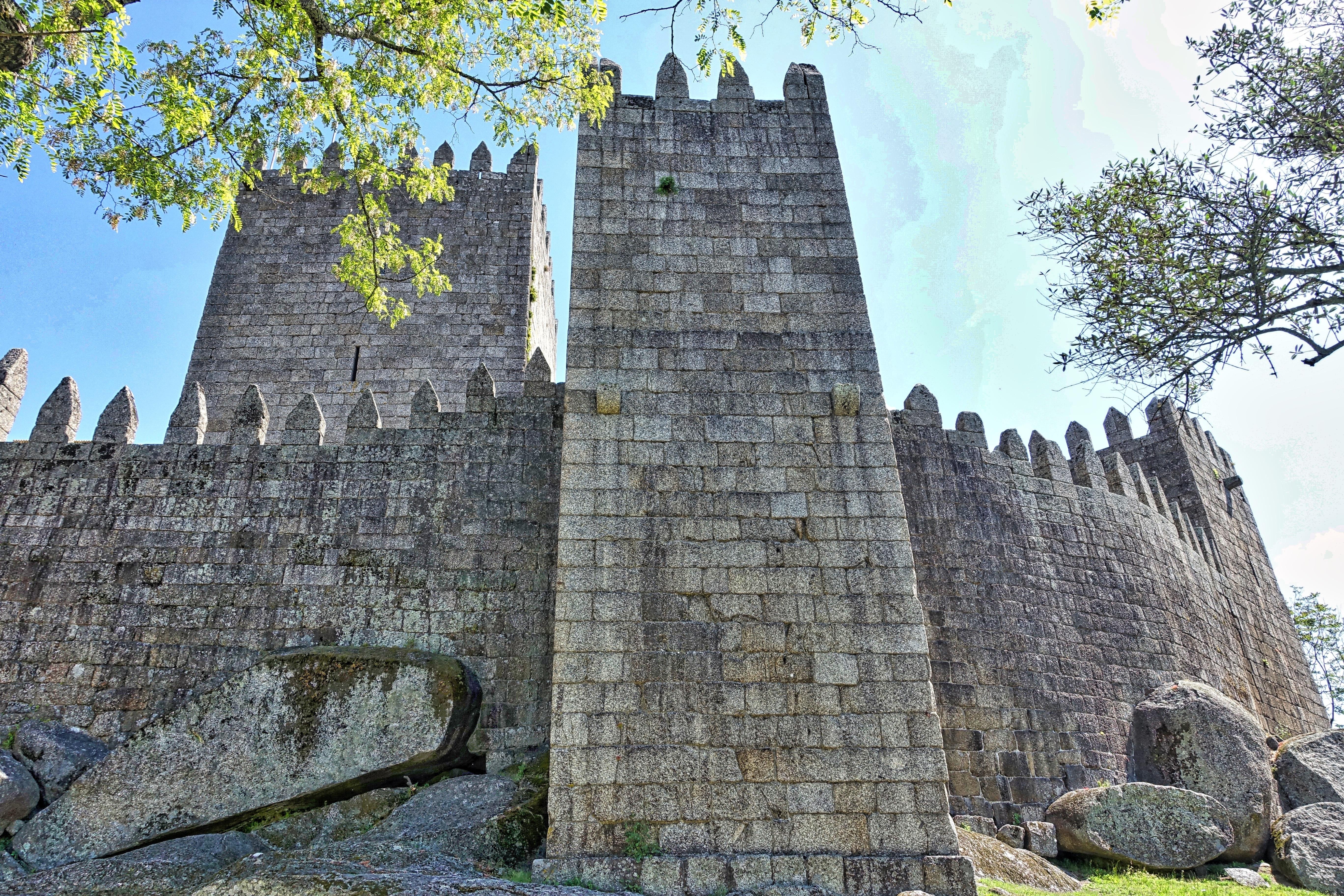 крепость каменная картинки отдельных