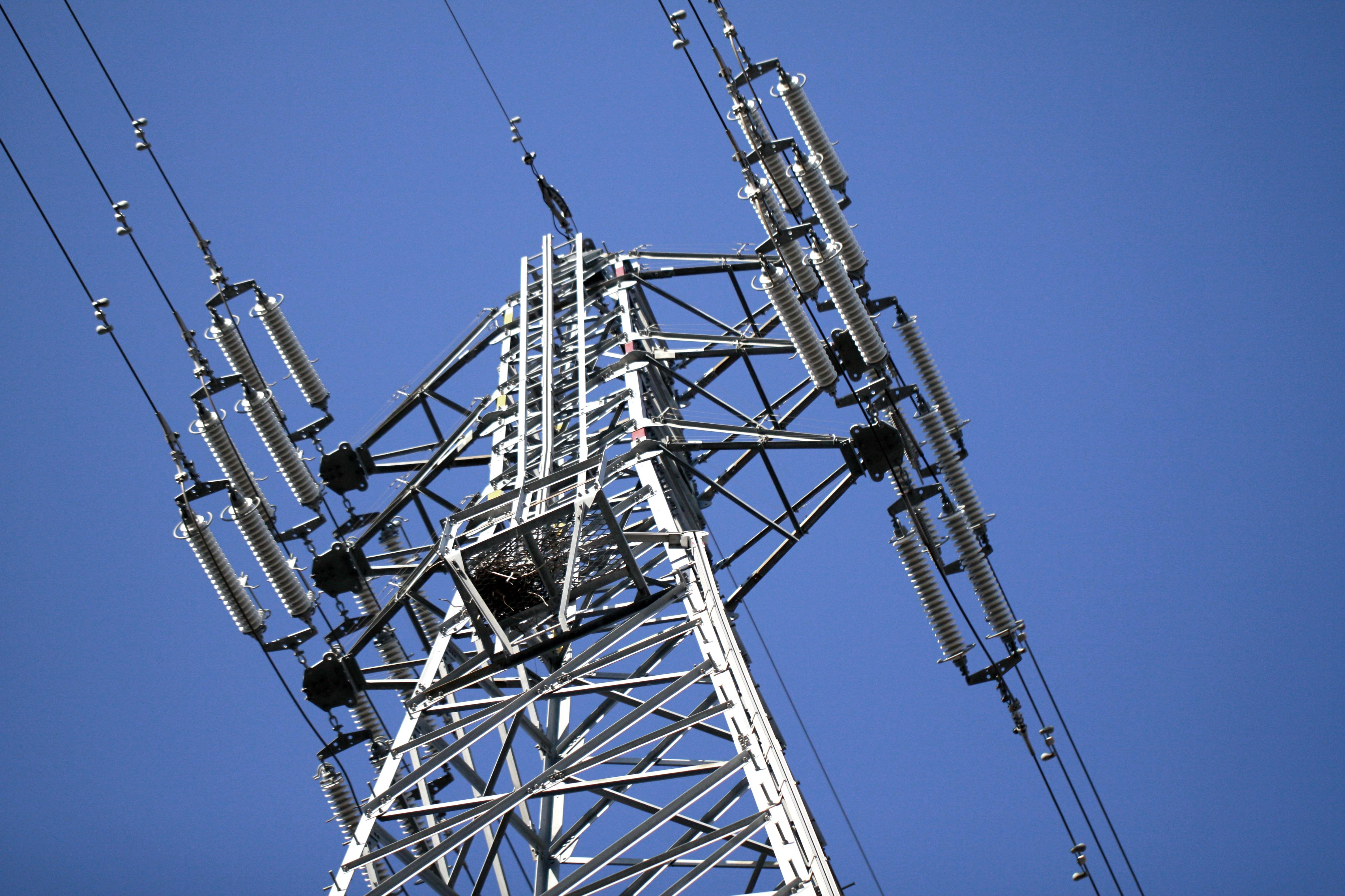 Kostenlose foto : Gebäude, Linie, Fahrzeug, Turm, Stromleitung, Mast ...
