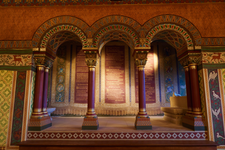 Ancient interior design home design for Famous interior designers in history