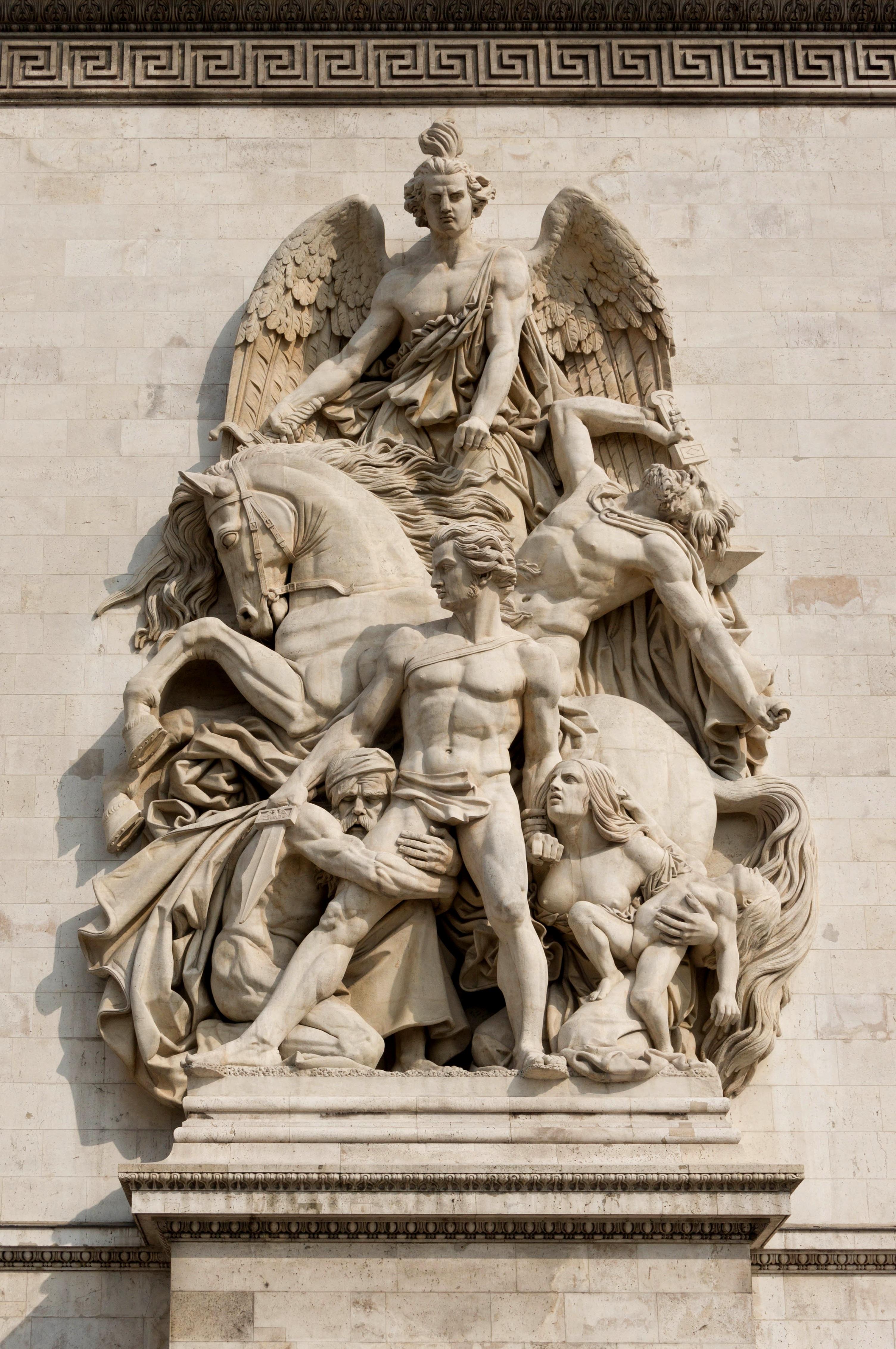 Free images building paris monument france statue