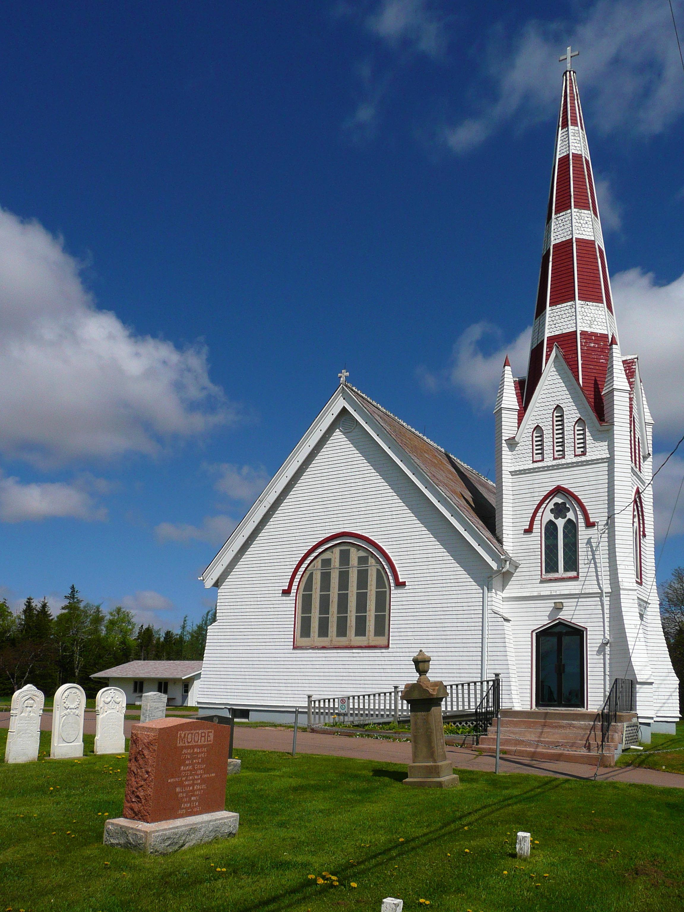 Prince edward island religion