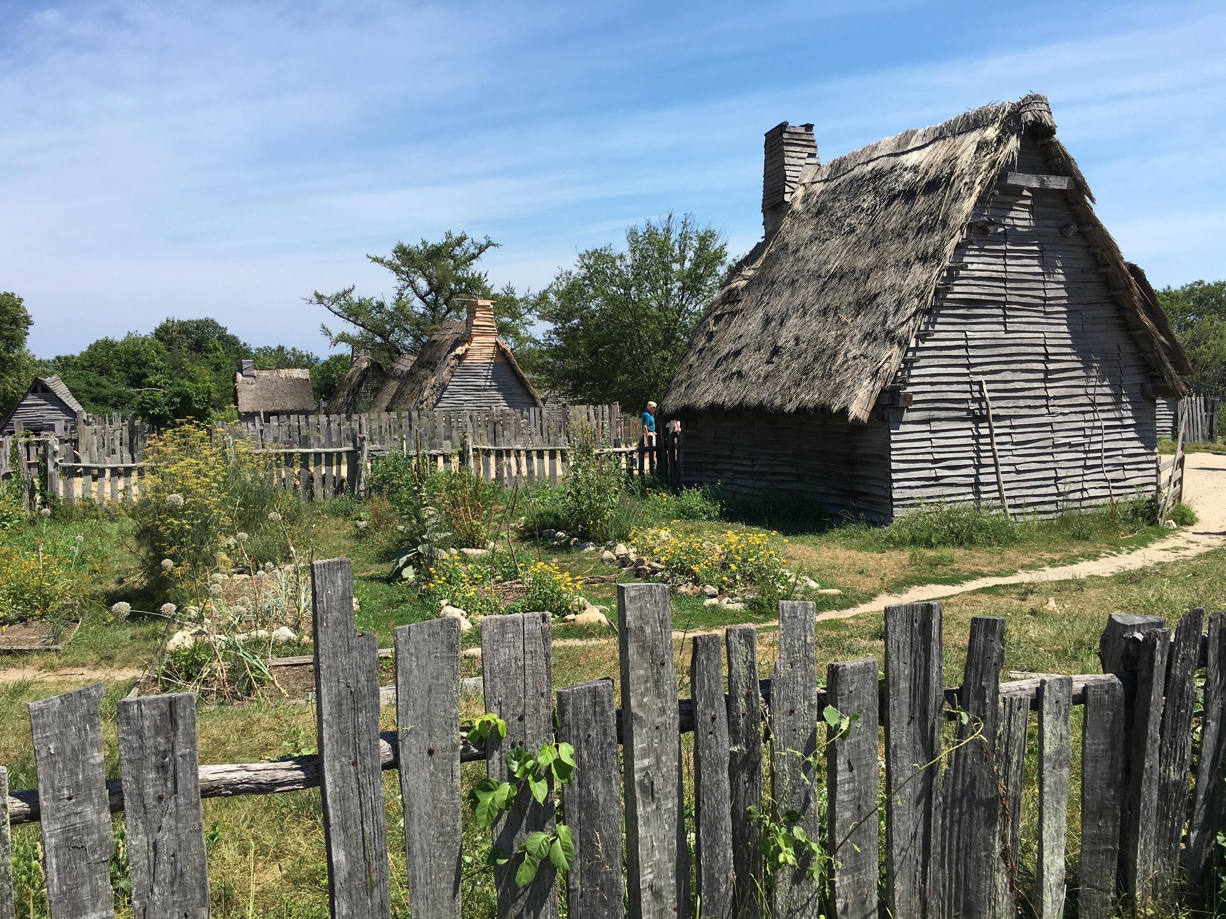 Free Images : building, village, cottage, america ...