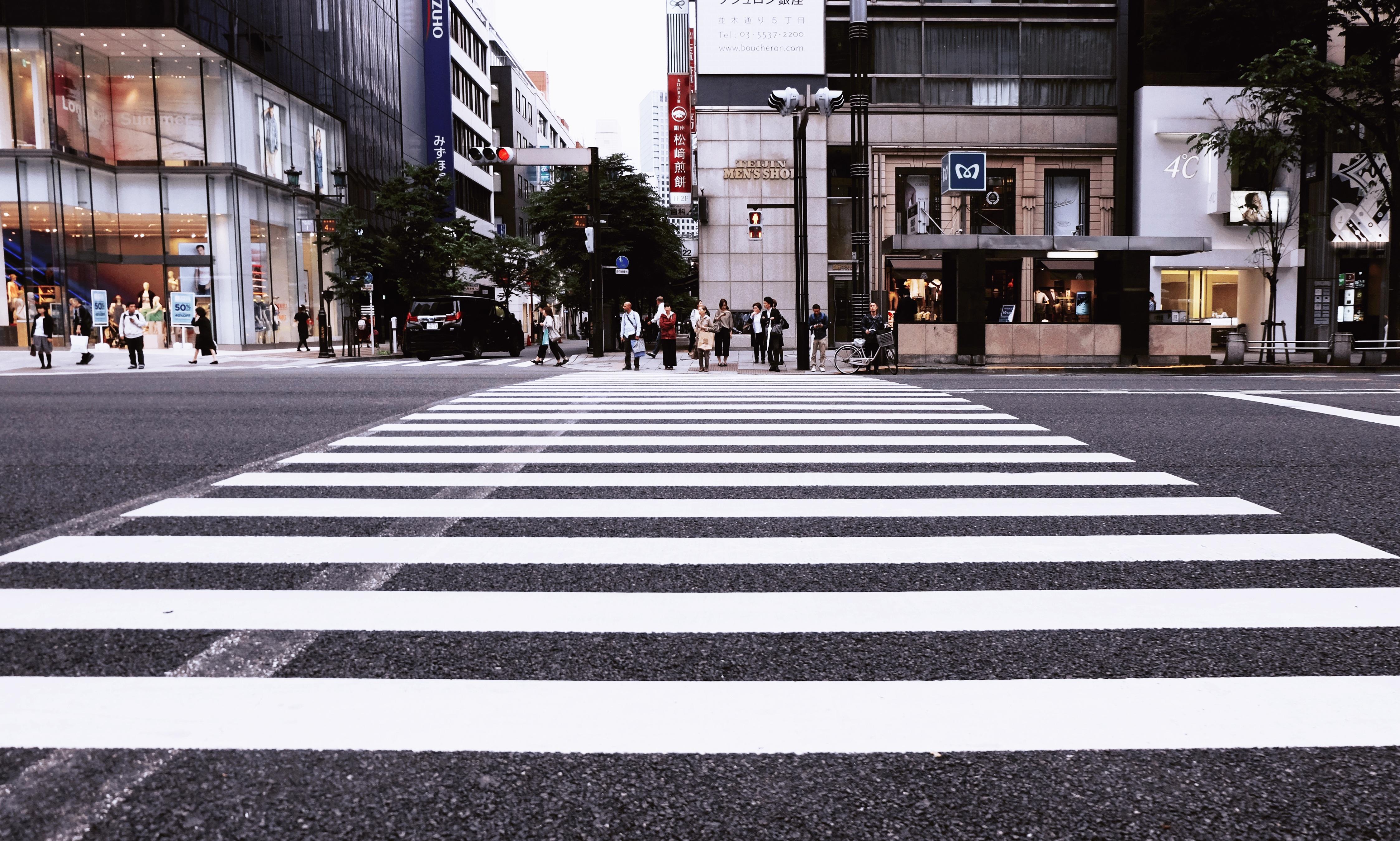 пешеходный переход красный свет  № 1504898 без смс