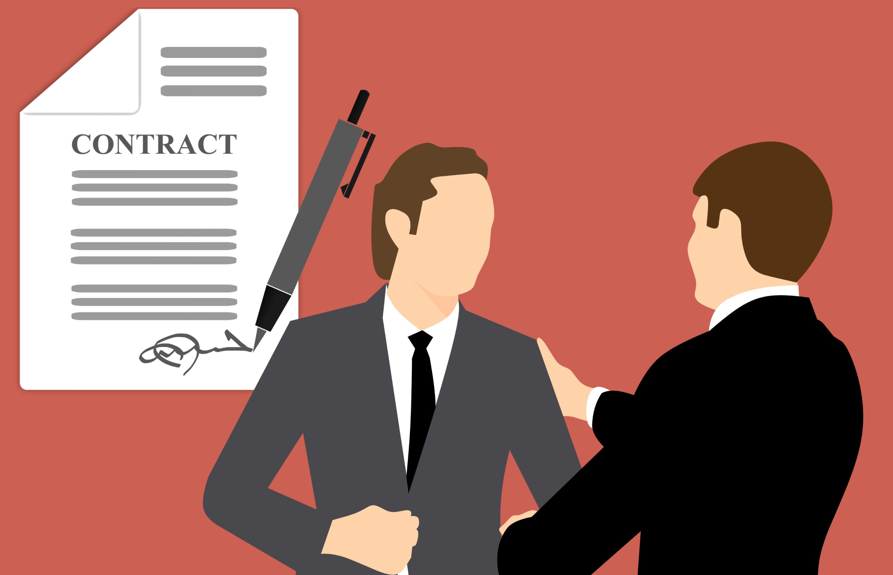 стороны договора картинки для презентации прямого