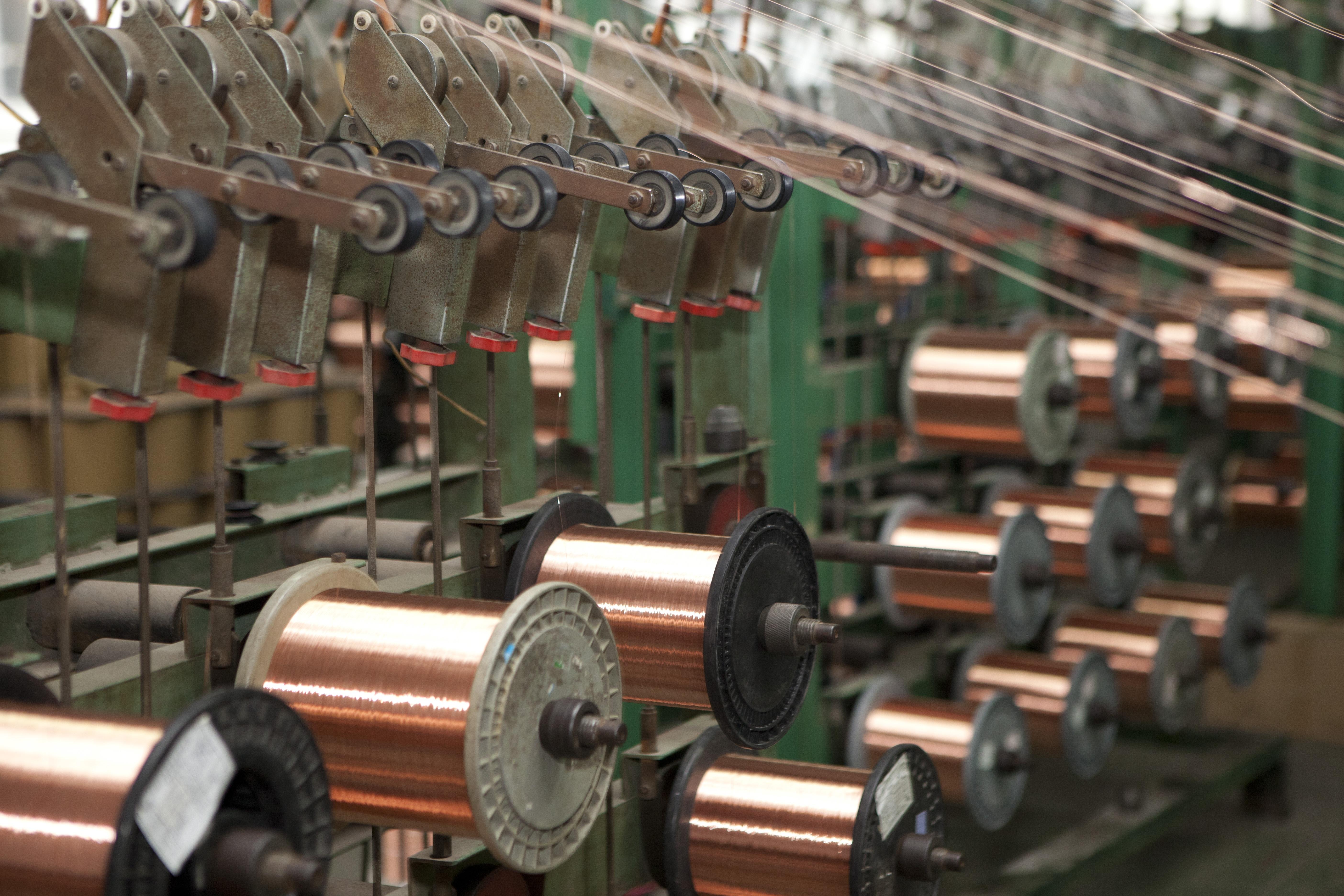 Kostenlose foto : Kabel, Draht, Maschine, Fabrik, Herstellung ...