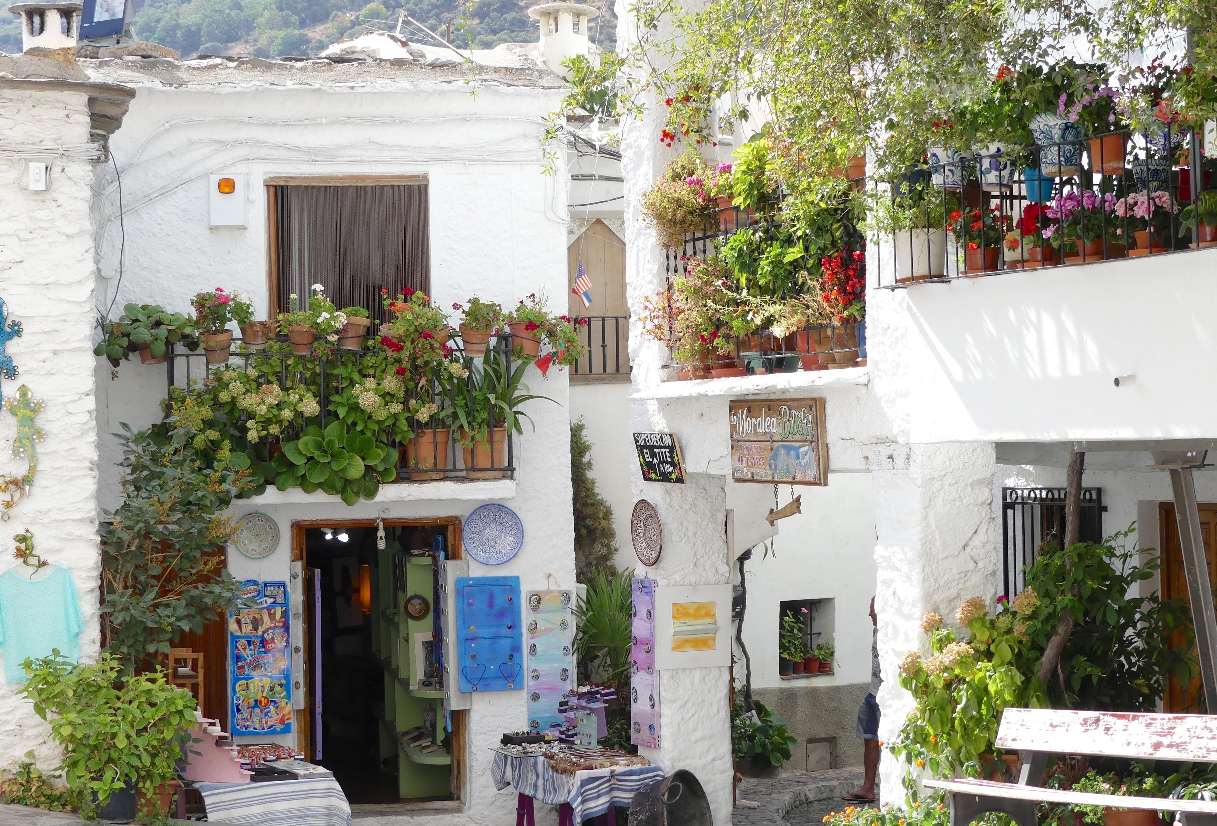 Fotos gratis cactus casa flor pueblo restaurante - Casas gratis en pueblos de espana ...