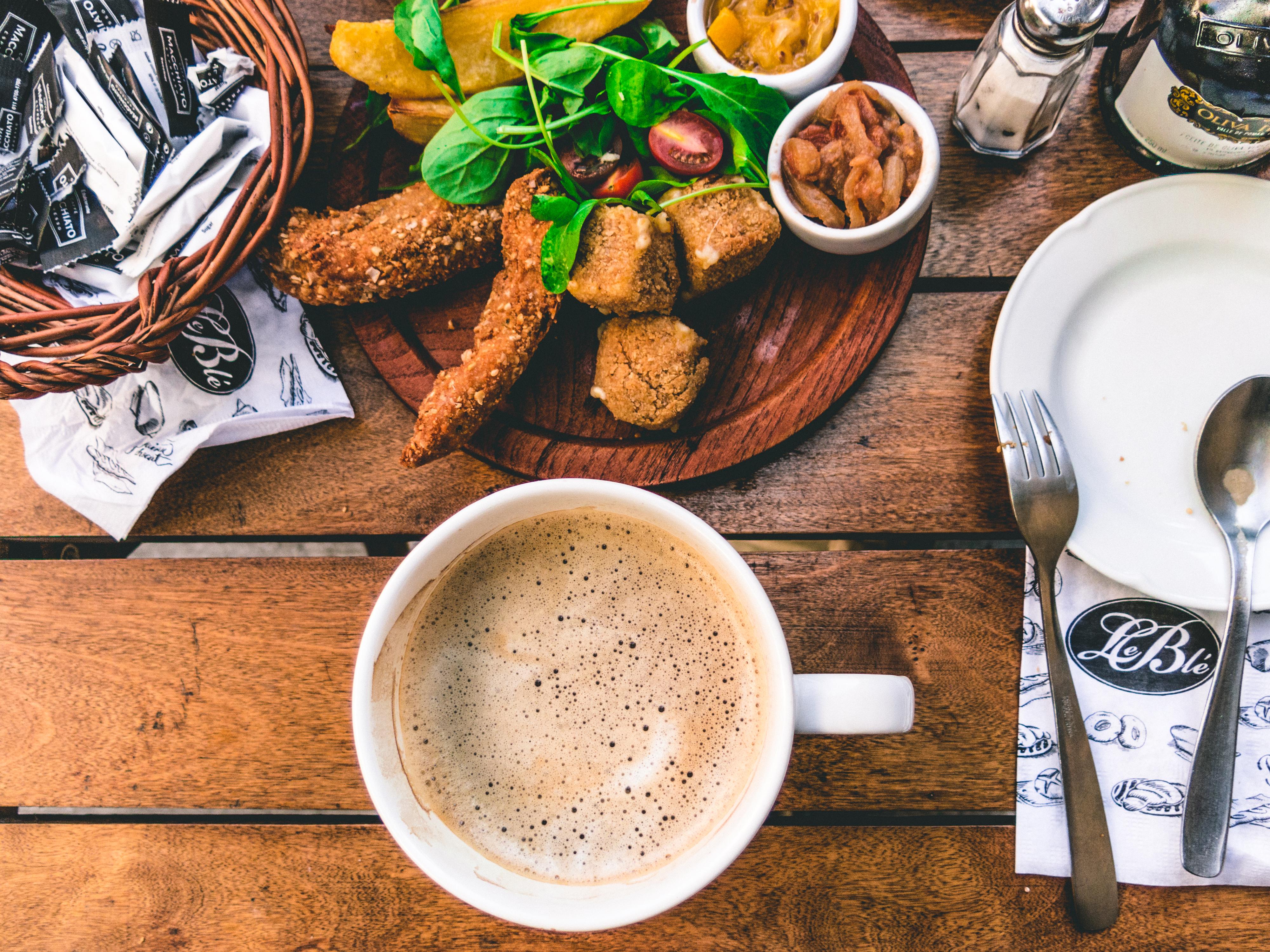 Kostenlose foto : Cafe, Kaffee, Tasse, Cappuccino, Gericht, Mahlzeit ...