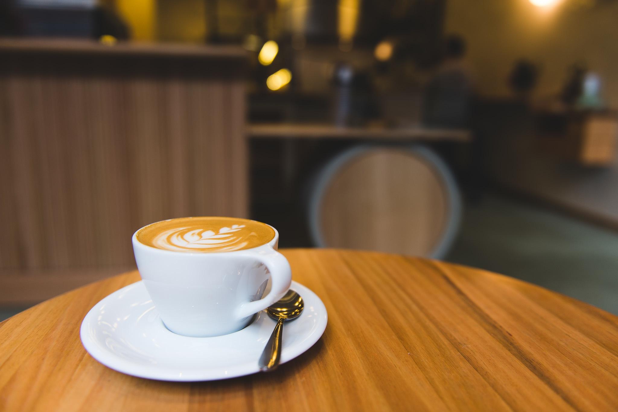 Cafe Coffee Cup Latte Meal Drink Espresso Hot Beverage