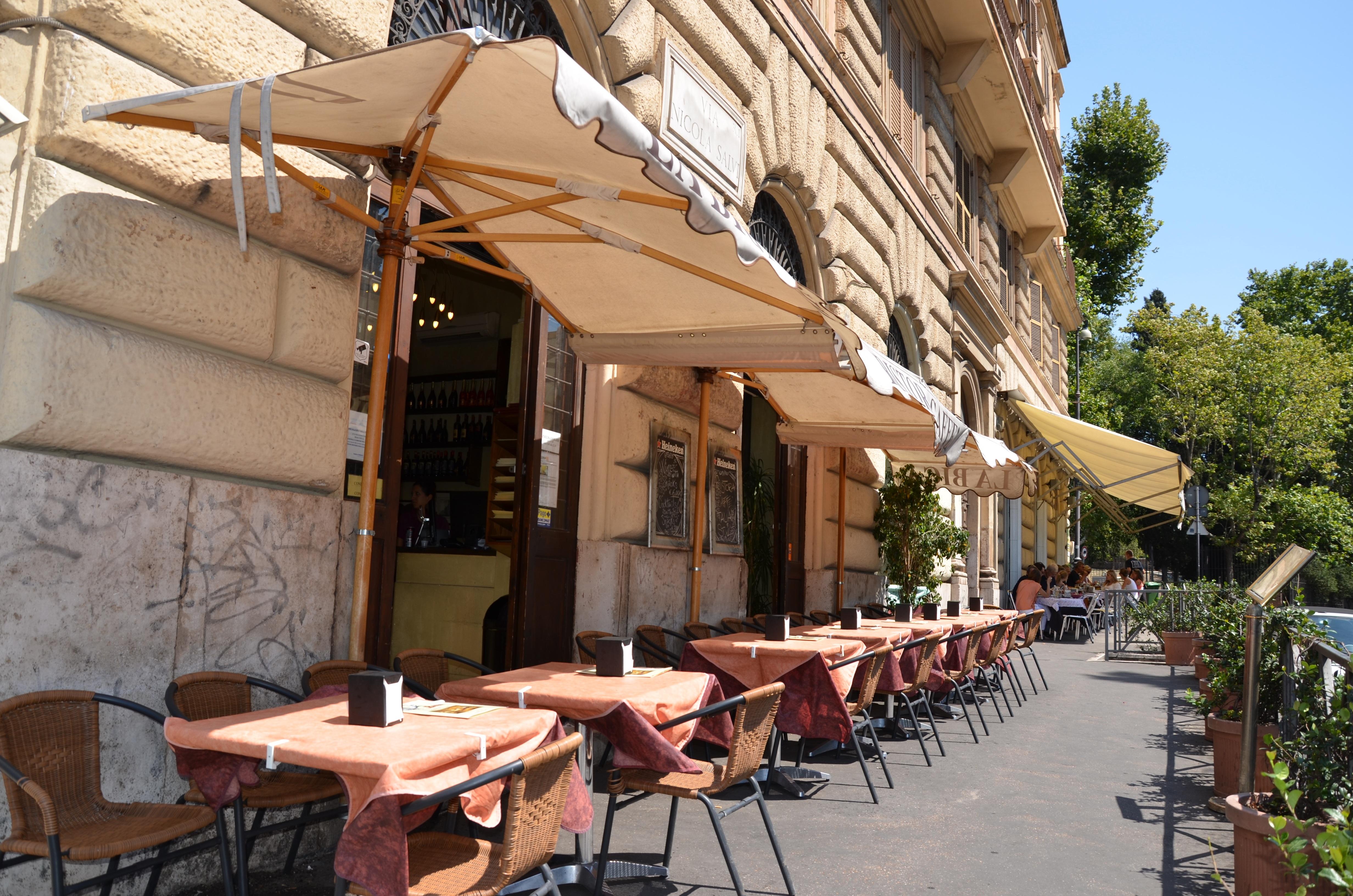 Gambar Kafe Kedai Kopi Restoran Musim Panas Italia Bisnis