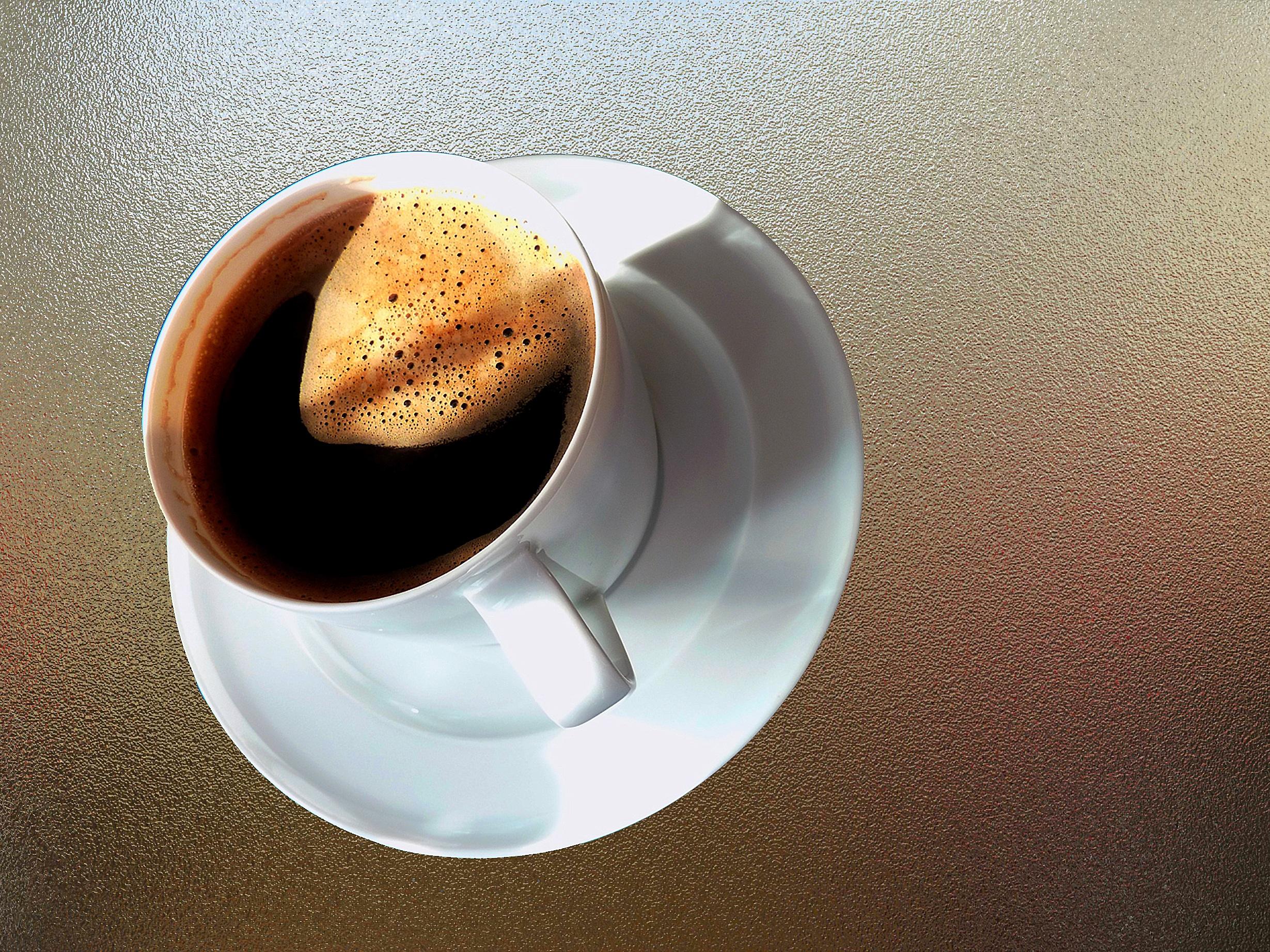 Bildet kafe s t sommer cappuccino melk espresso - Bilder cappuccino ...