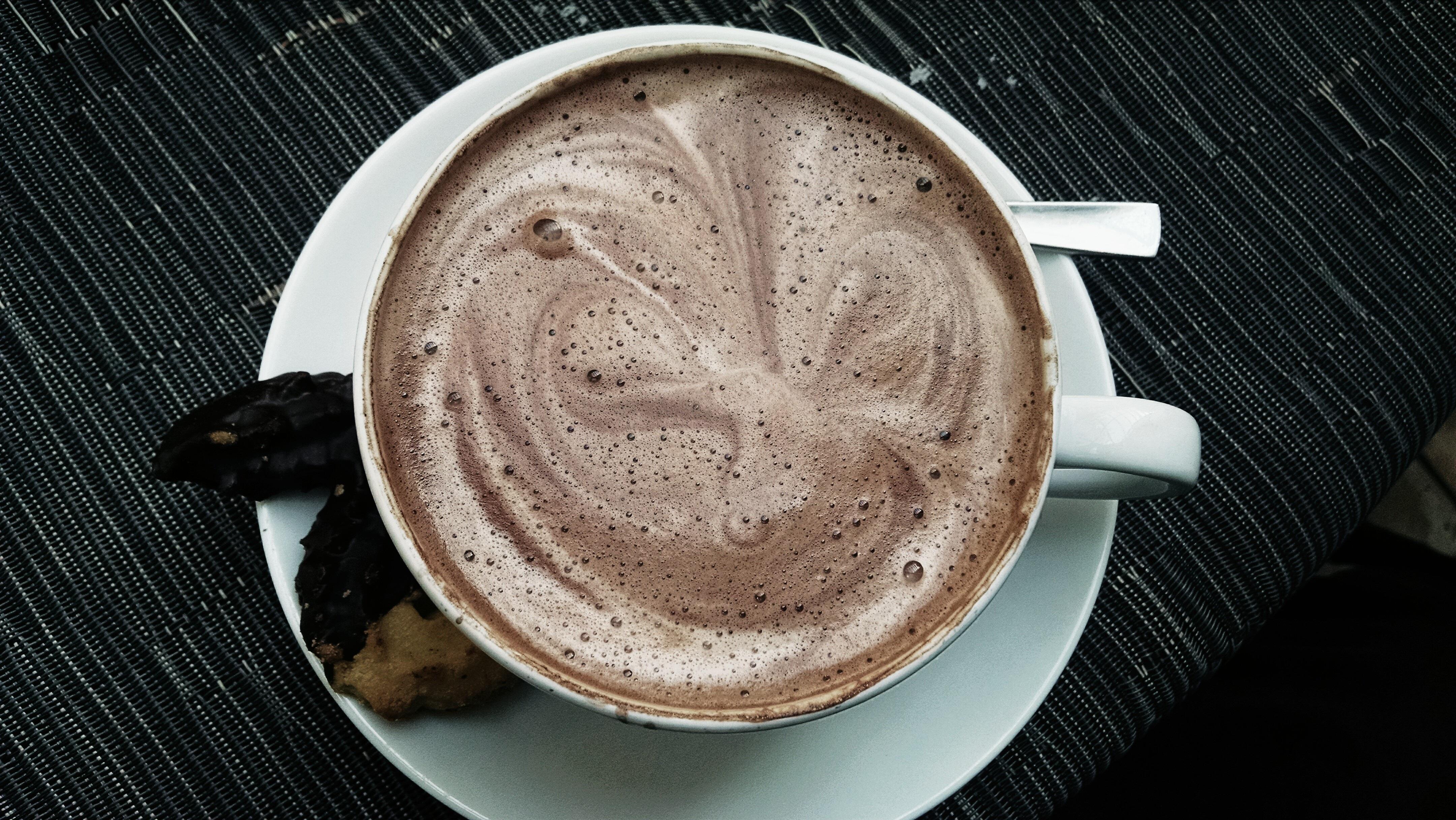 Капучино картинки с шоколадом