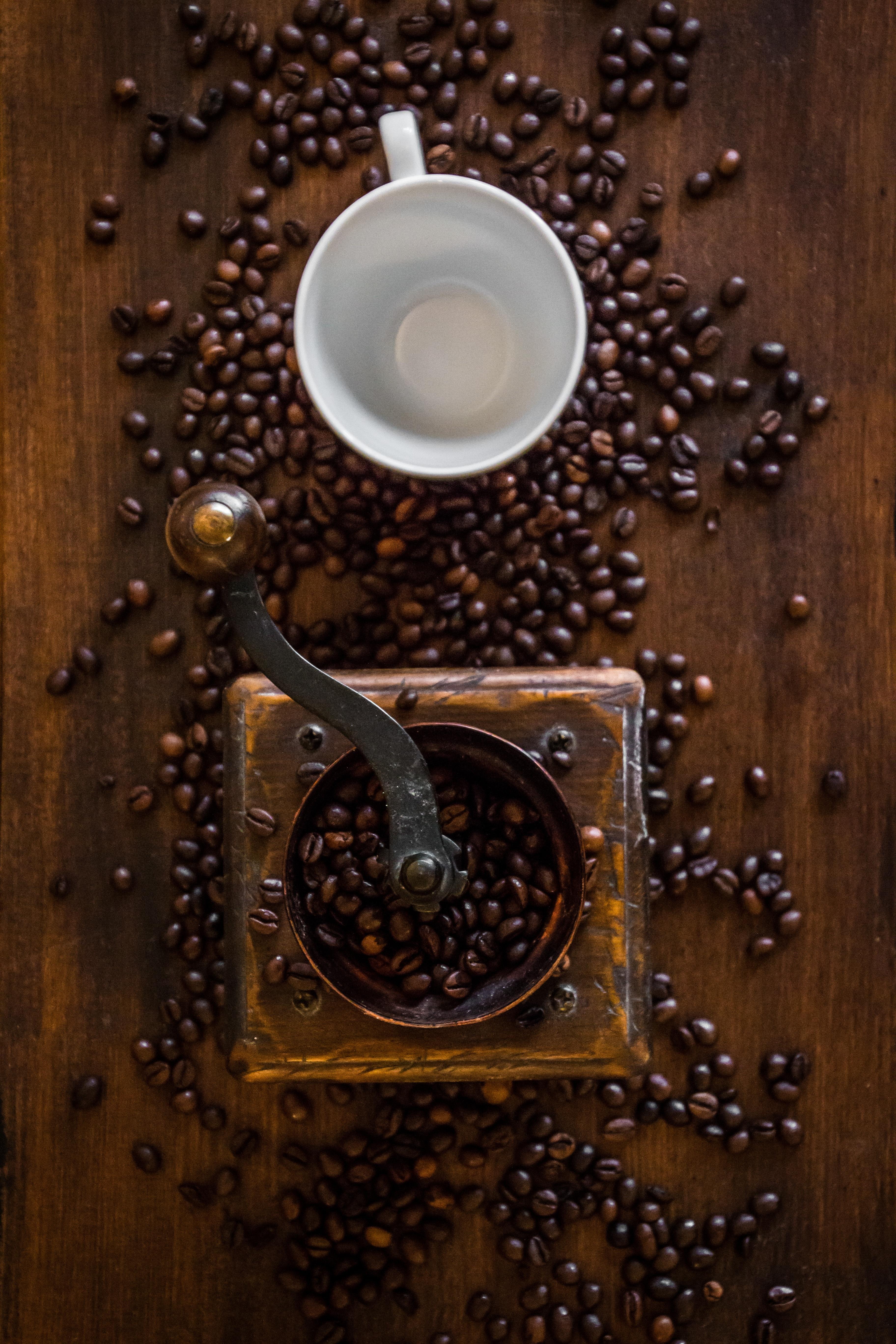 Kostenlose Foto Cafe Holz Aroma Tasse Braun Getr 228 Nk