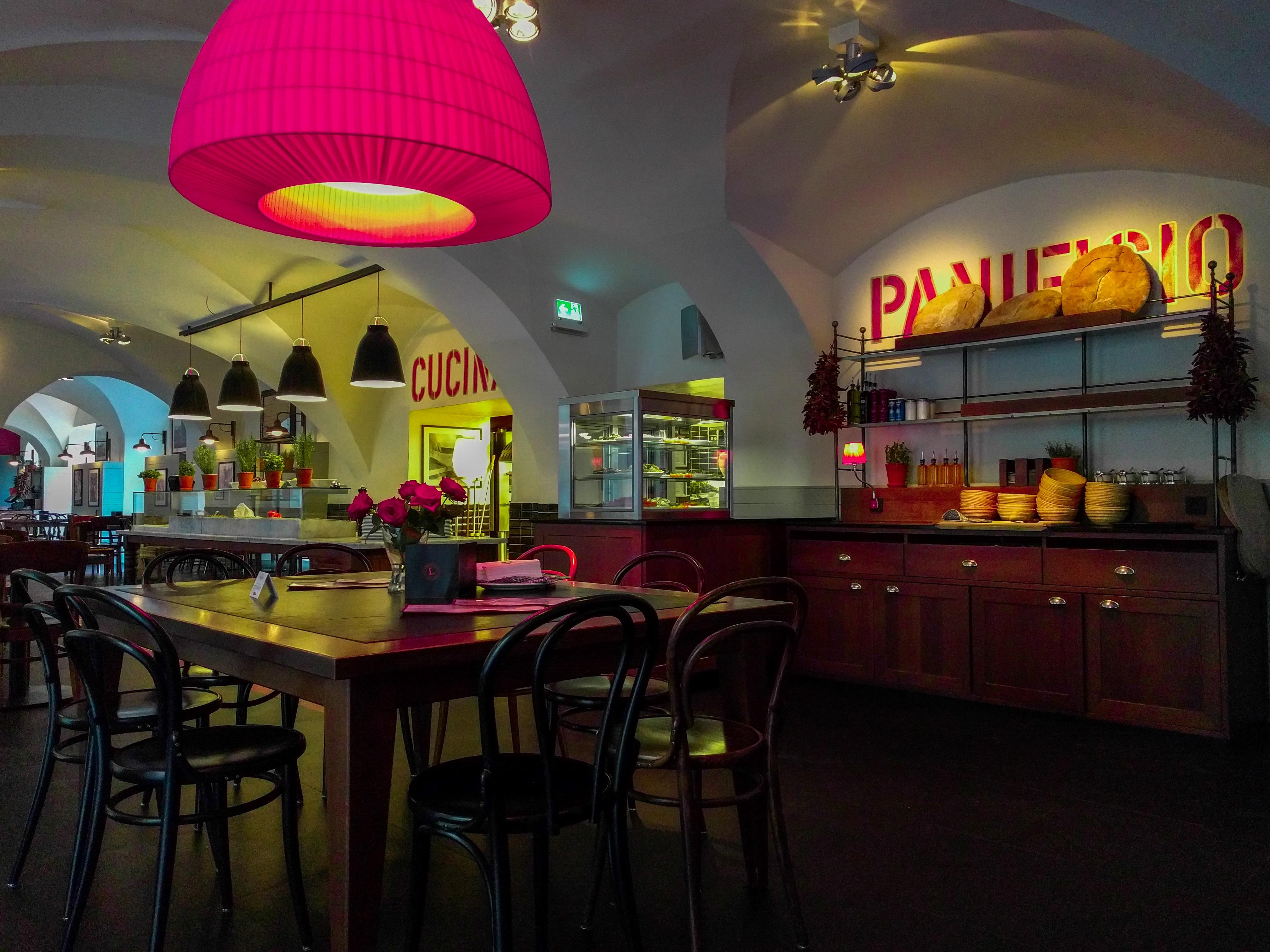 Fotos Gratis Cafeter A Interior Restaurante Bar Dise O De  # Muebles Pizzeria