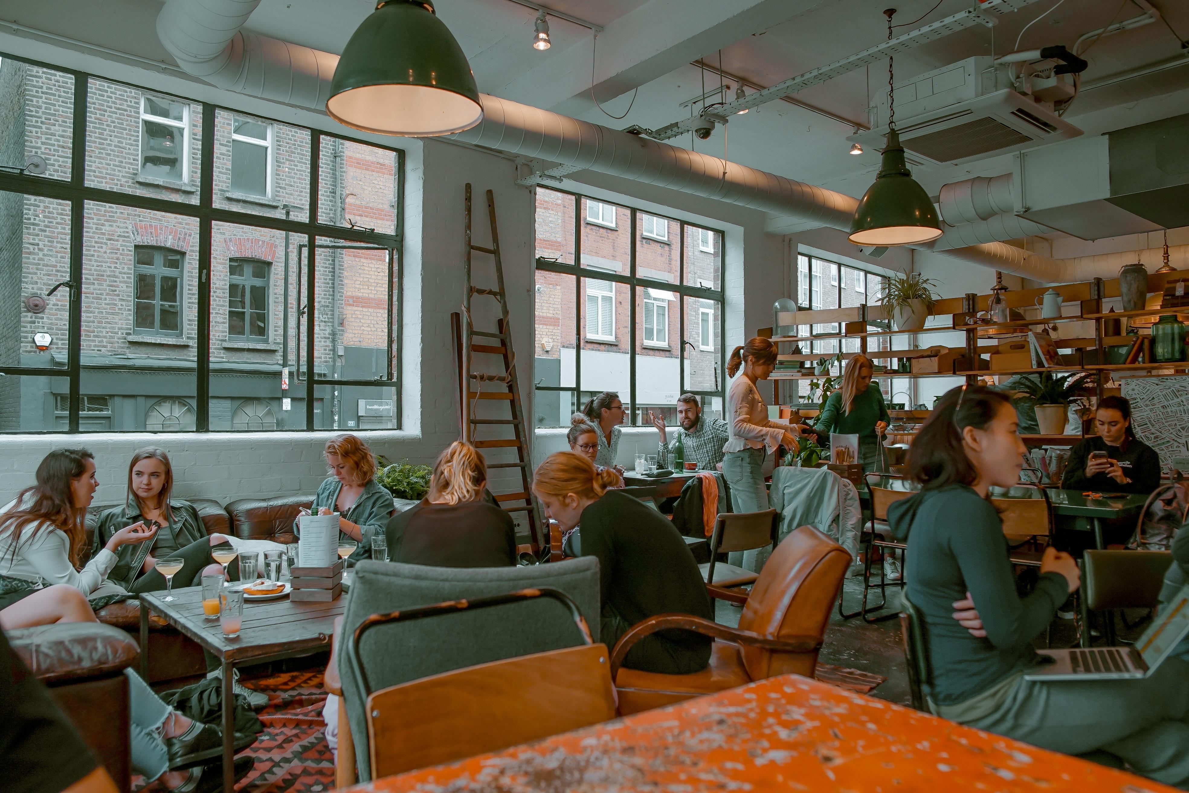 무료 이미지 레스토랑 디자인 다방 카페테리아 제도