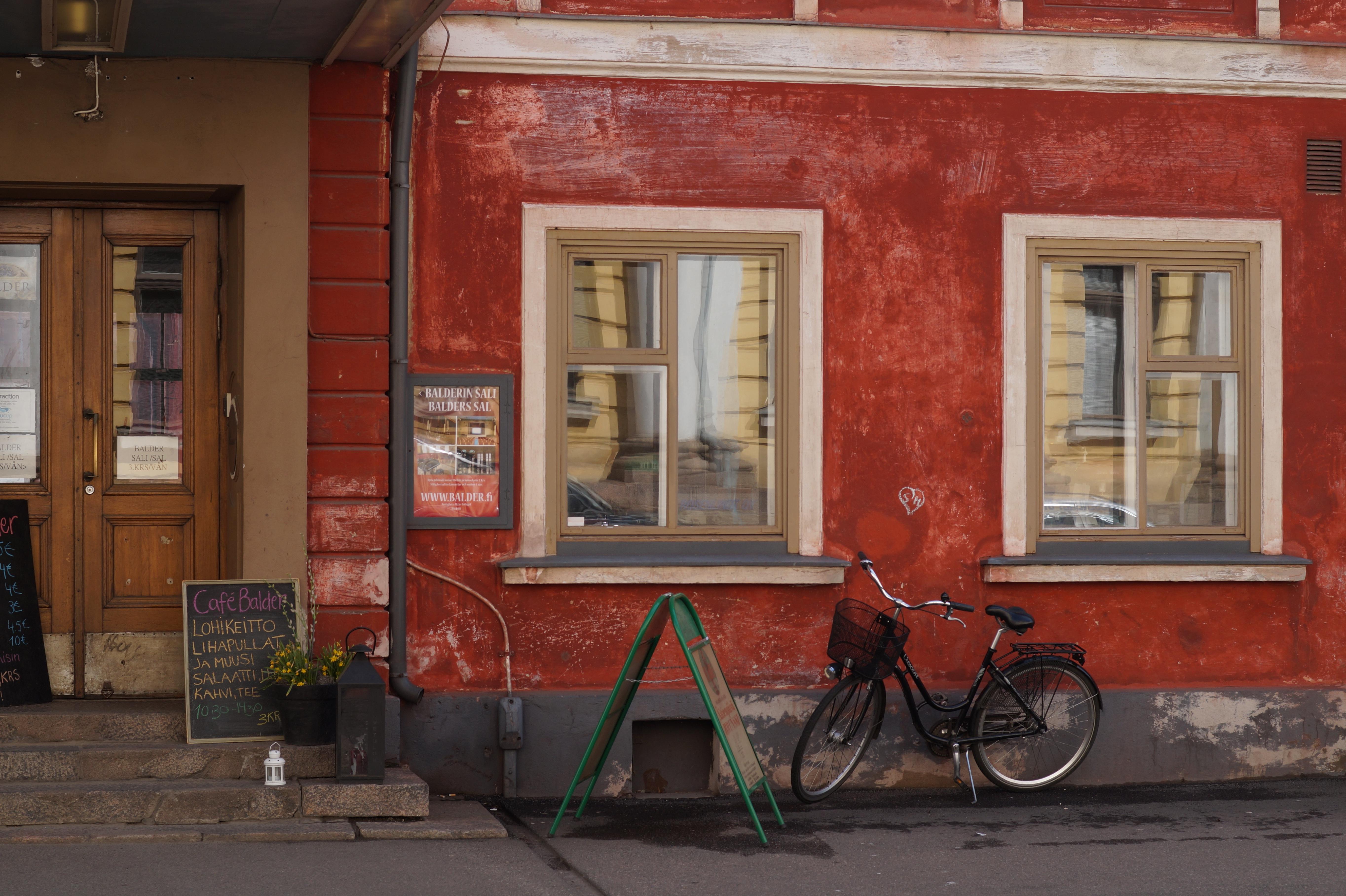 Pyörä Helsinki