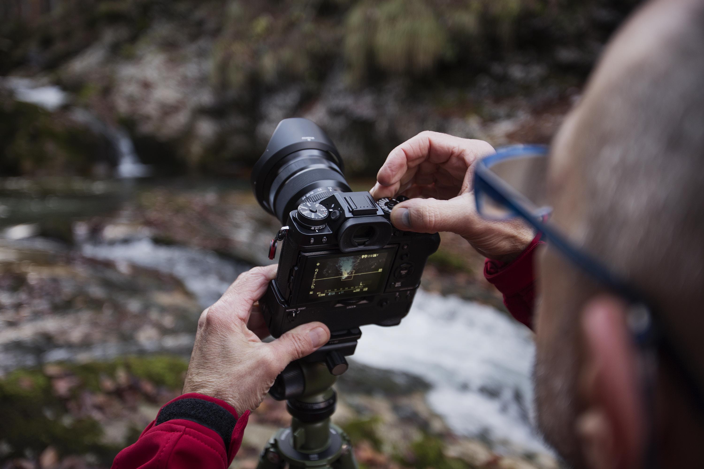 сделать фотоаппарат фотографирует не видно изображения обои можно считать