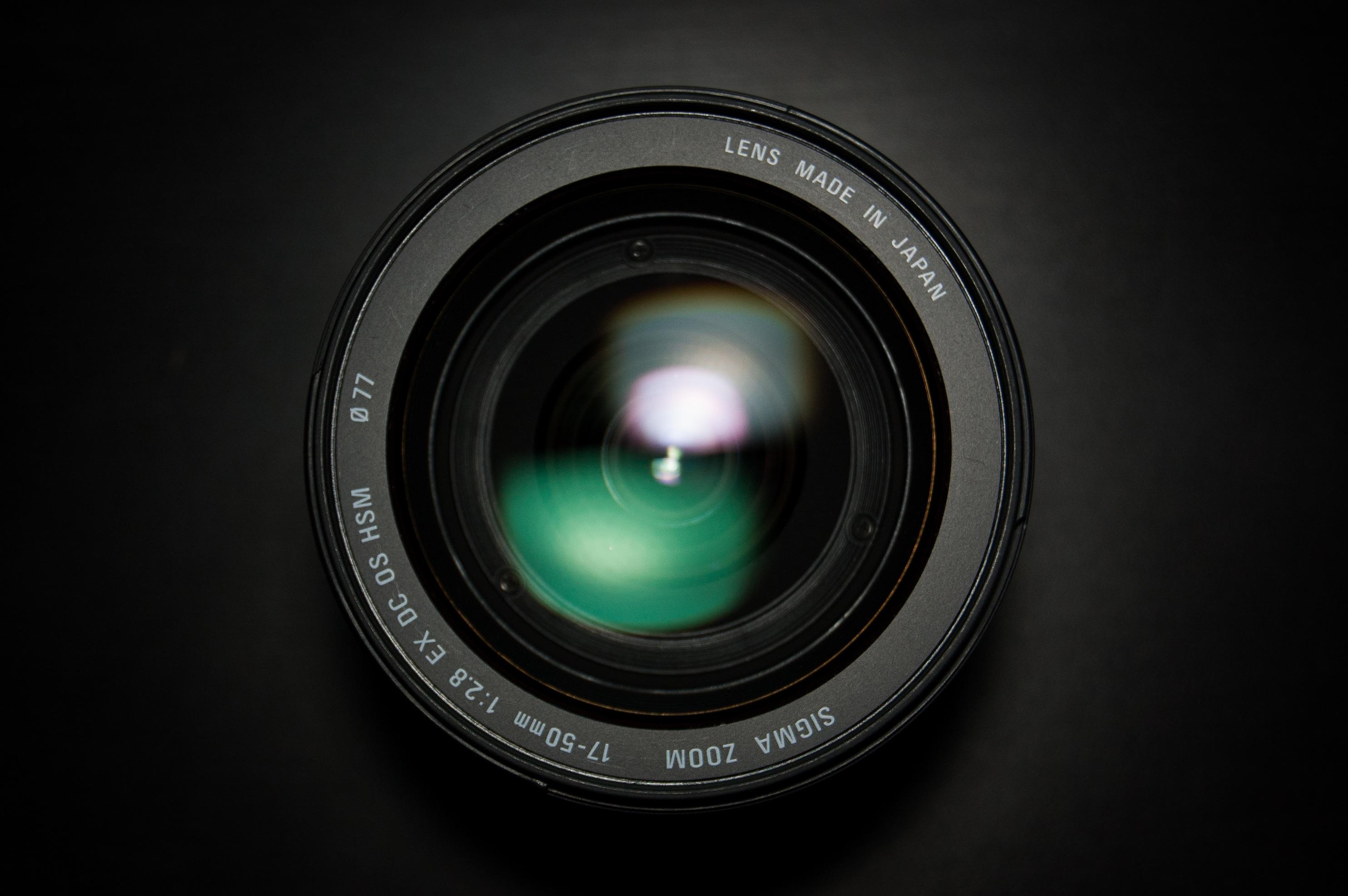 Mm Glass Lens
