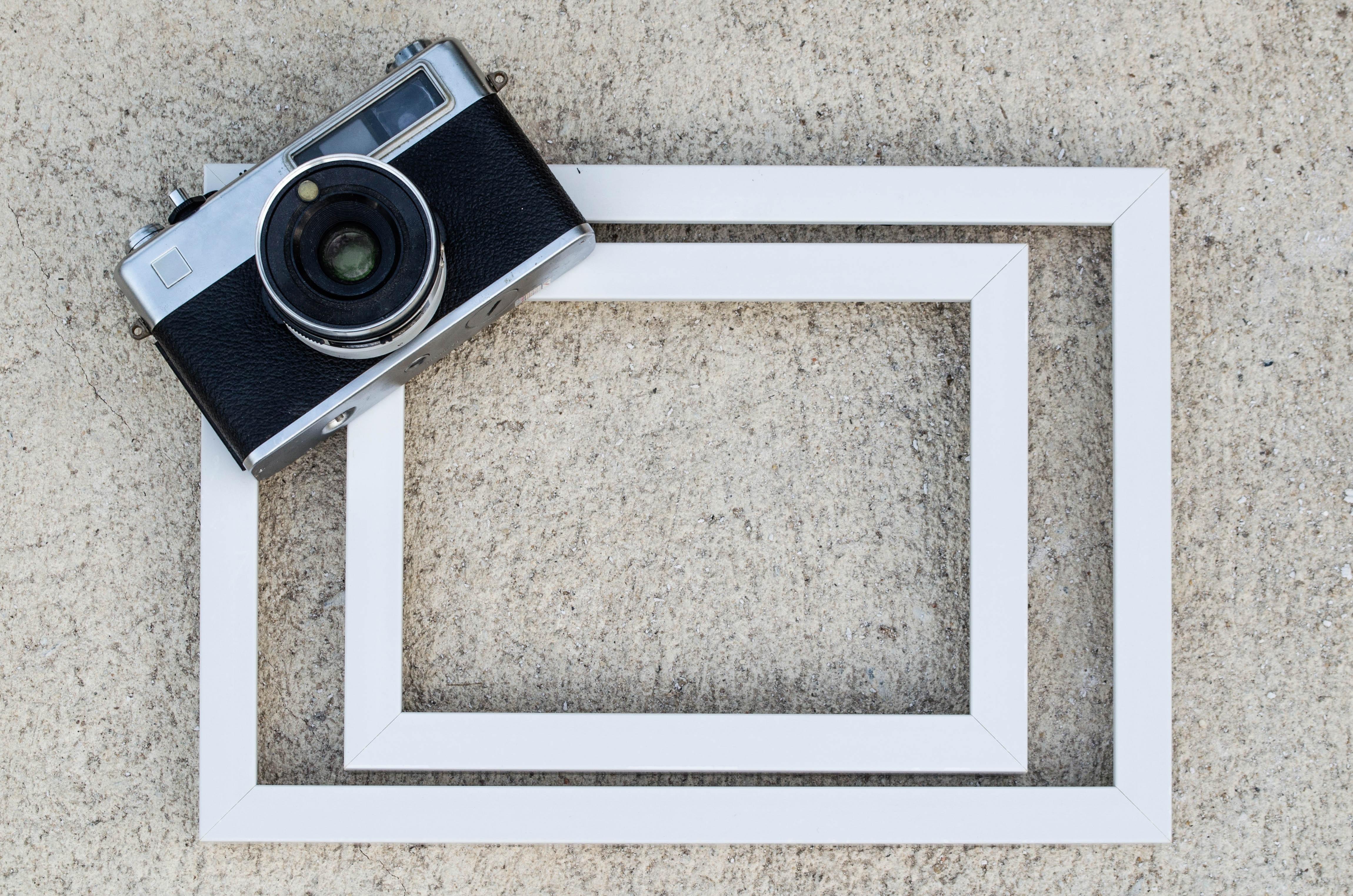 Free Images : vintage, retro, photo, lens, film camera, empty, old ...