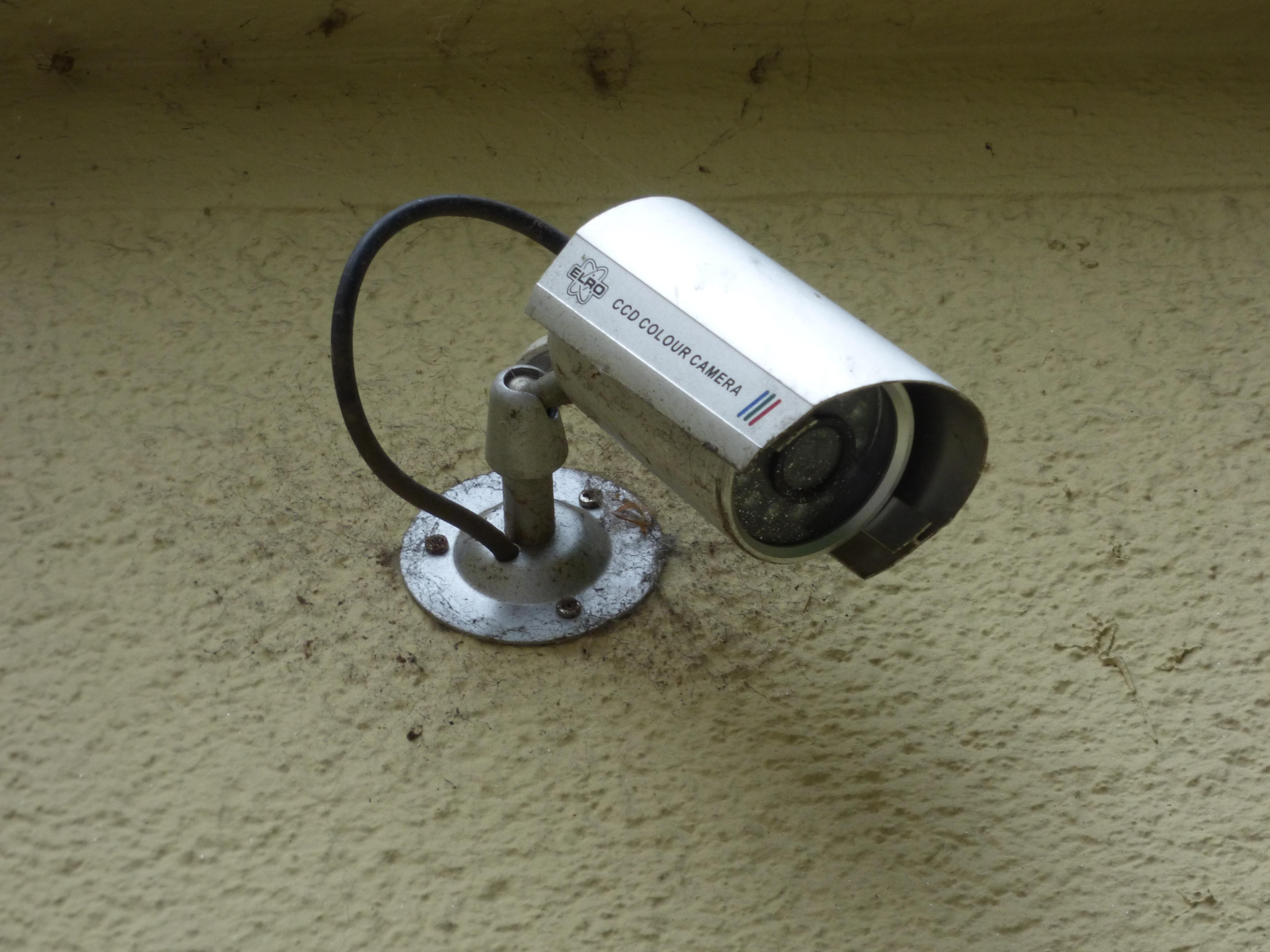 camera wiel machine verlichting video beveiligingscamera observatie toezicht houden preview