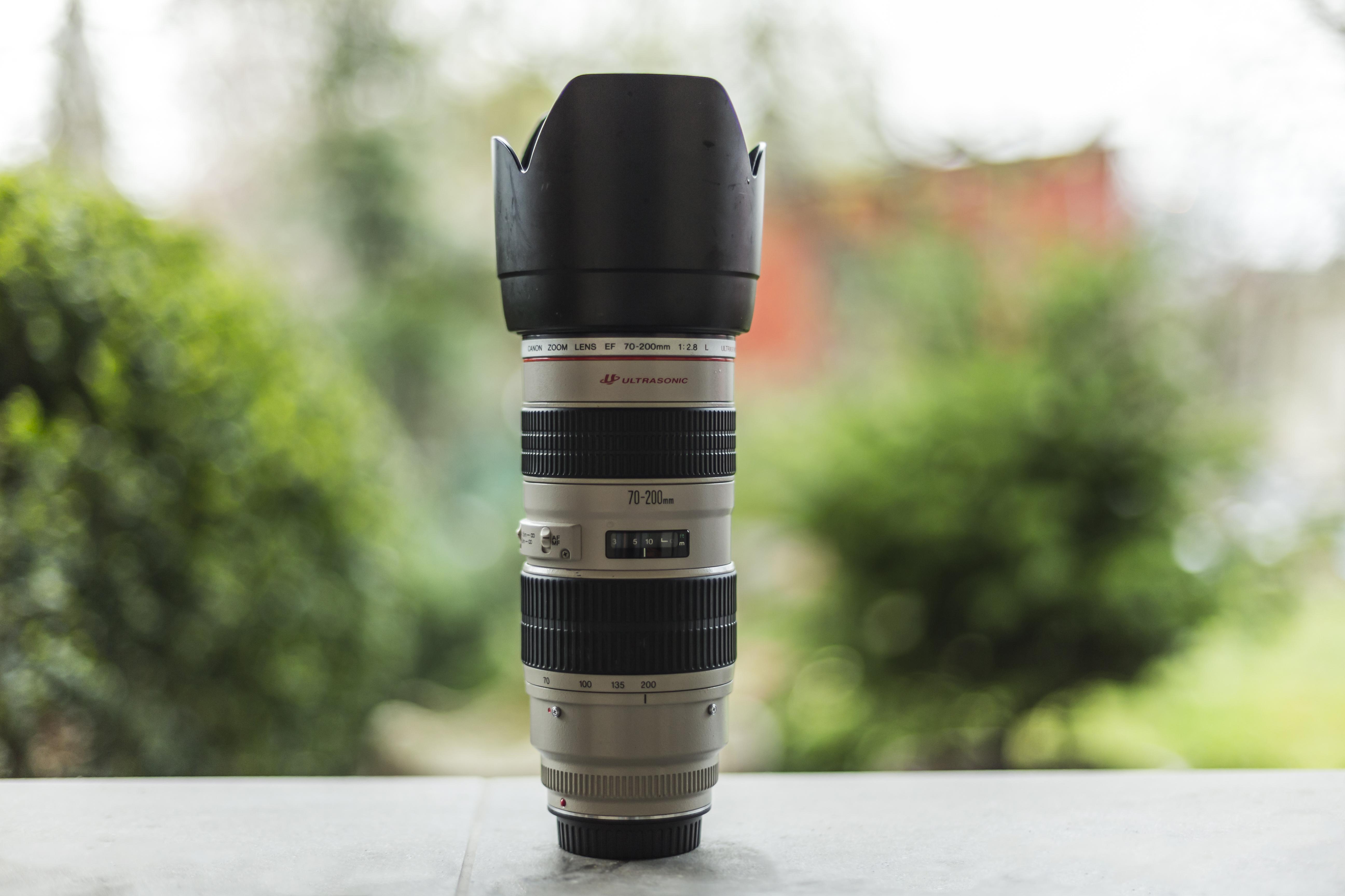 Canon 70 200 2.8 l фото