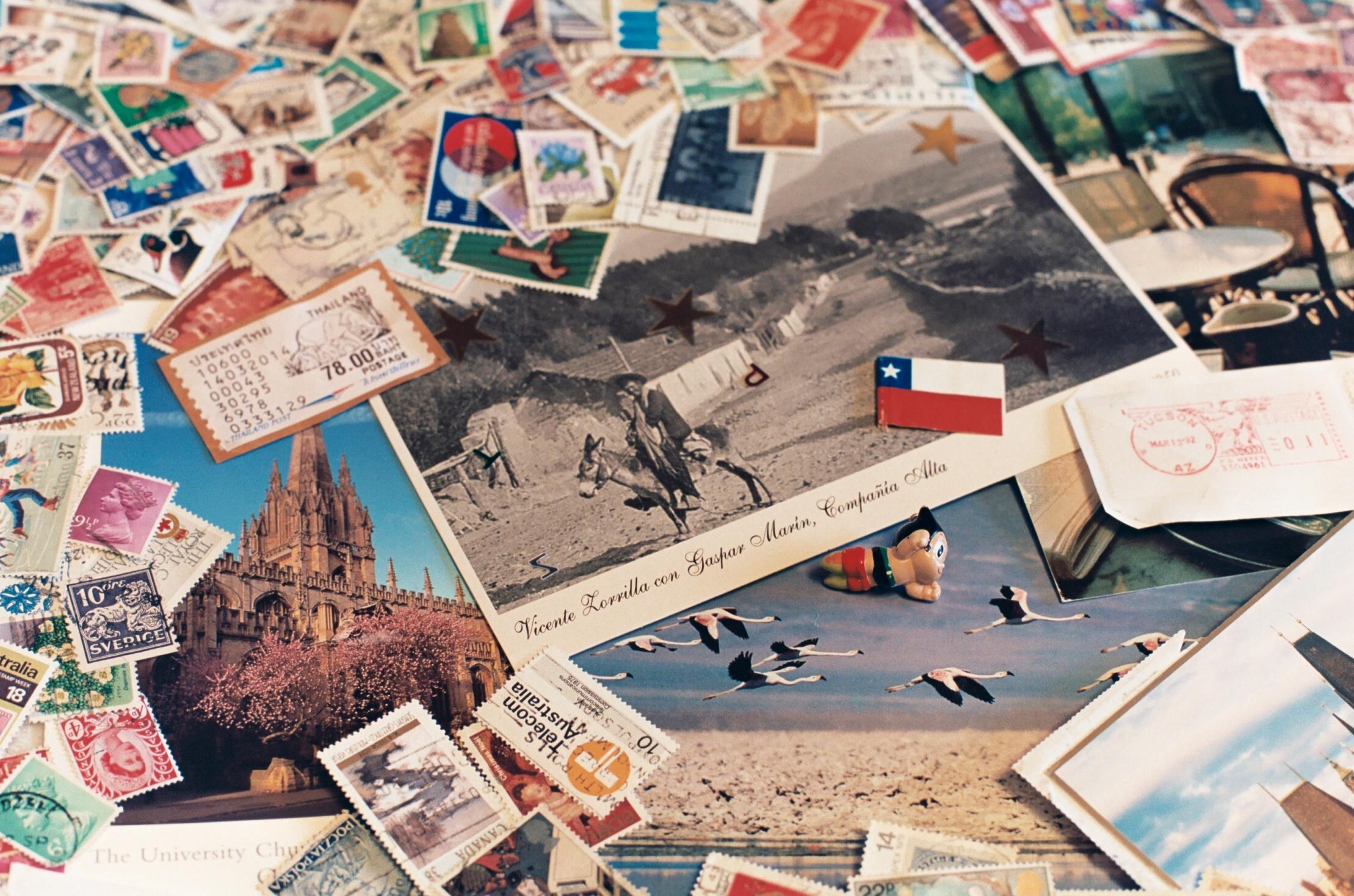 Анимированные, открытка коллаж интересные факты