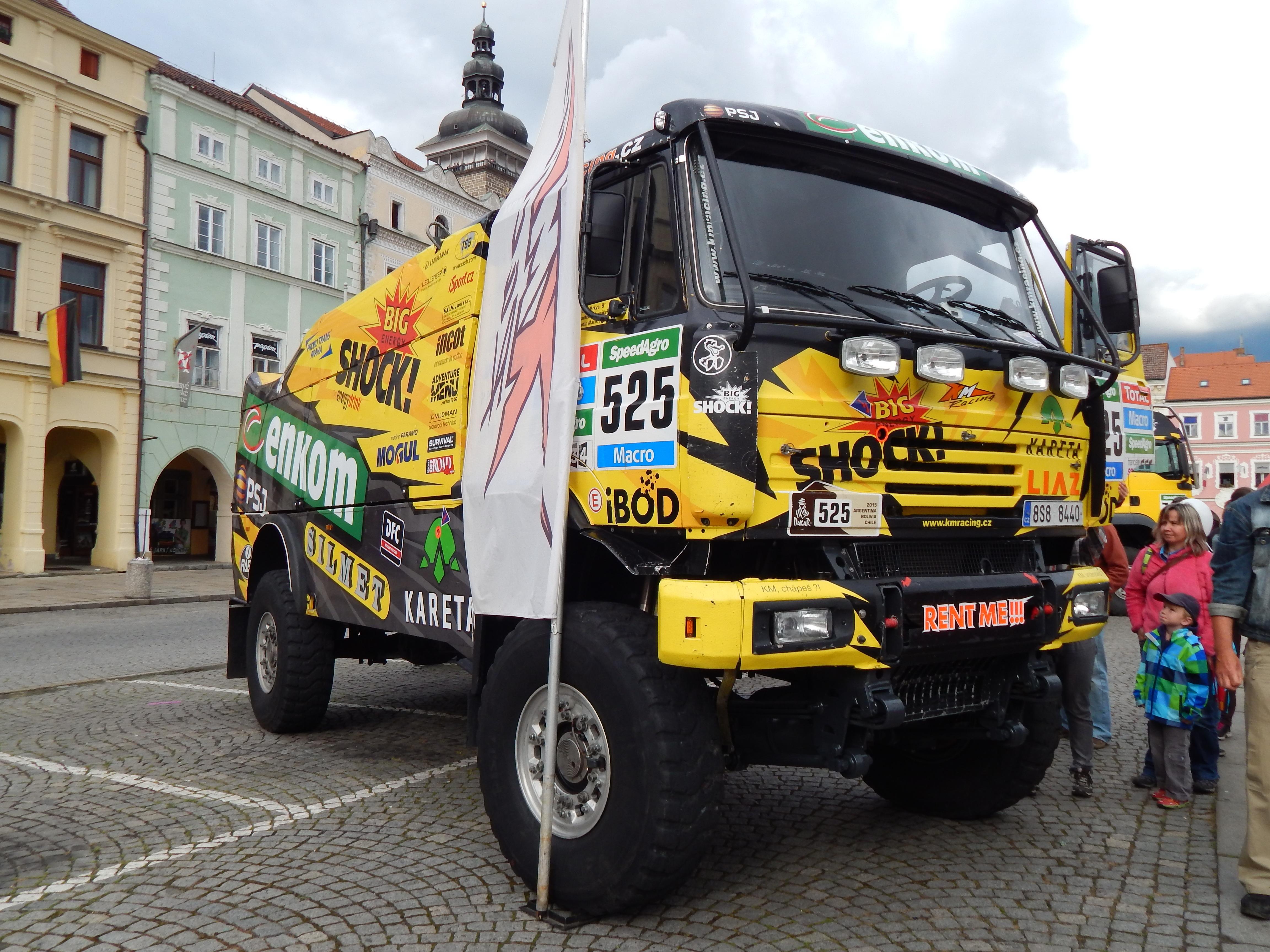 Kostenlose foto : Auto, Werbung, LKW, Fahrzeug, Farben, Rennen ...