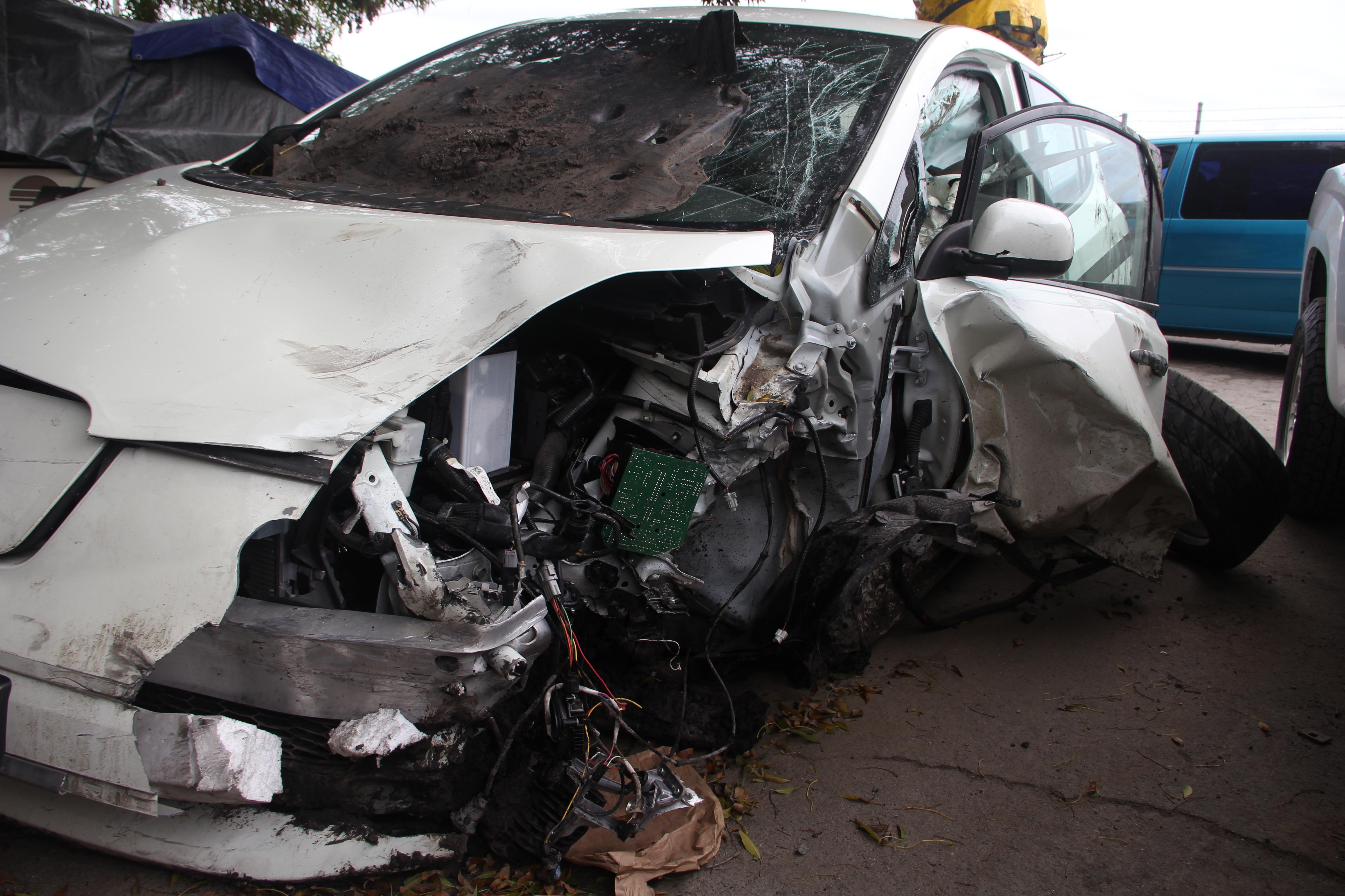 Kostenlose foto : Auto, Automobil, Fahrzeug, Absturz, Kraftfahrzeug ...