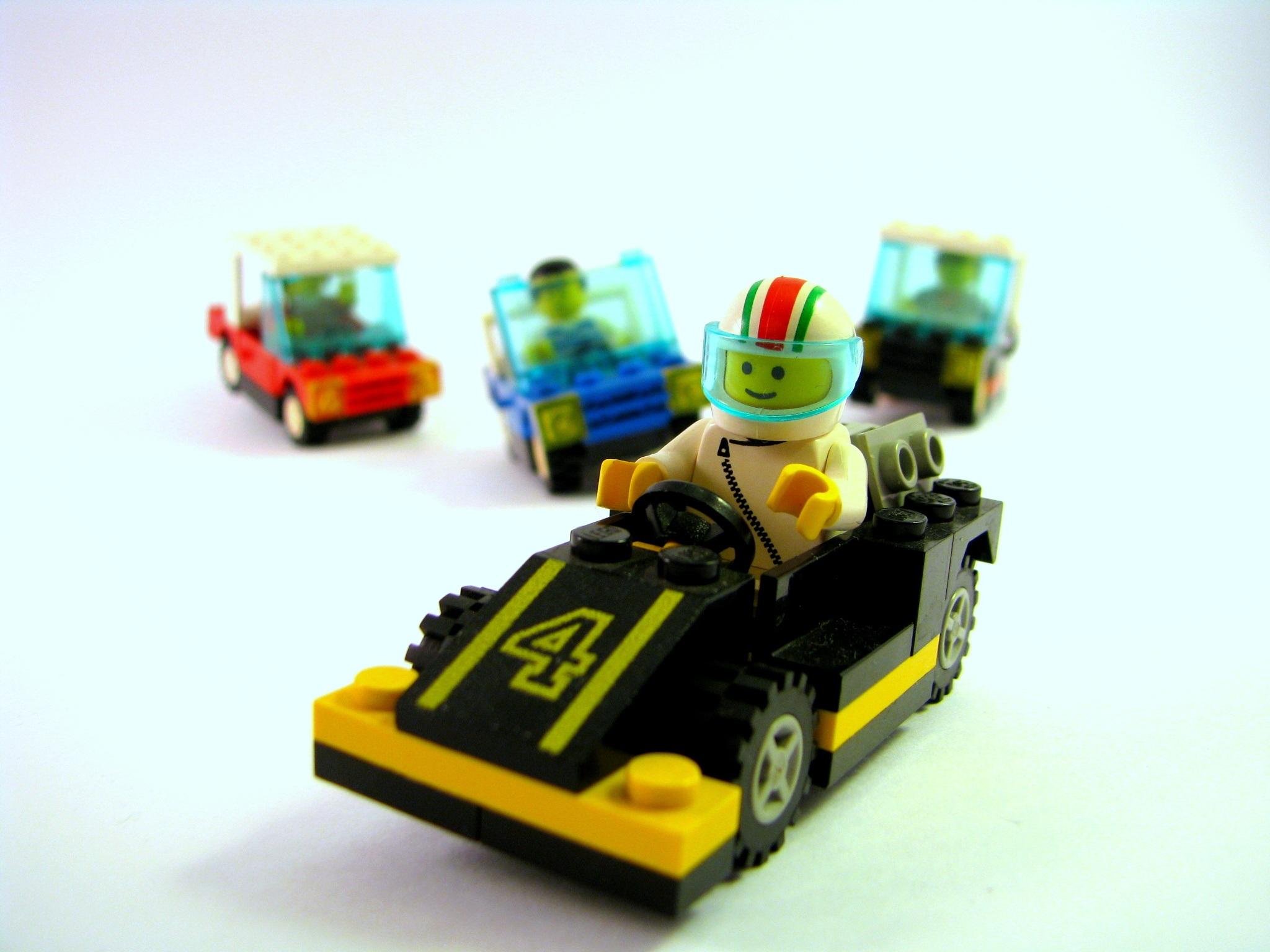 Konkurranse lego