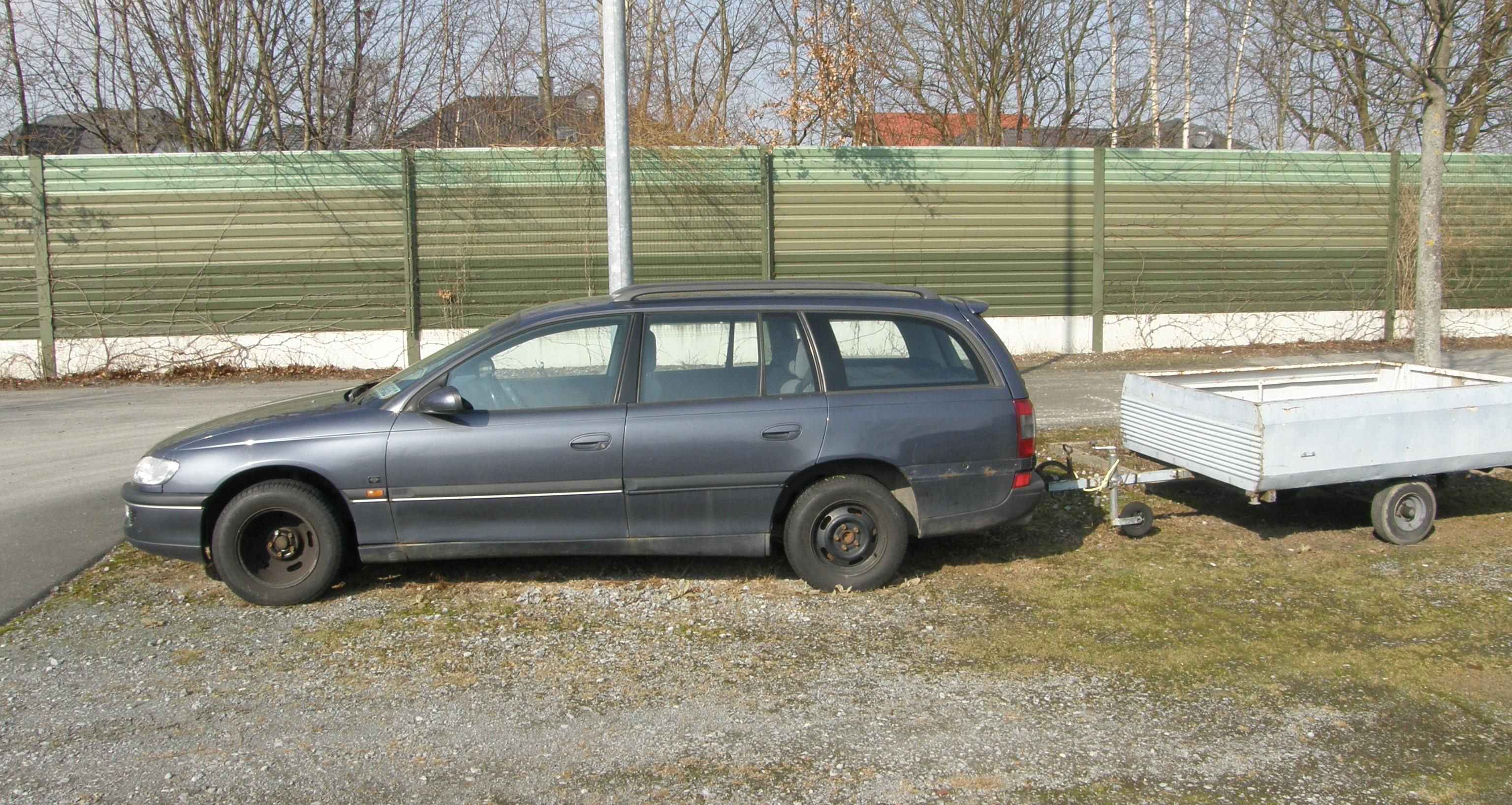 Free Images : old, auto, blue, sedan, dare, pkw, opel, omega ...