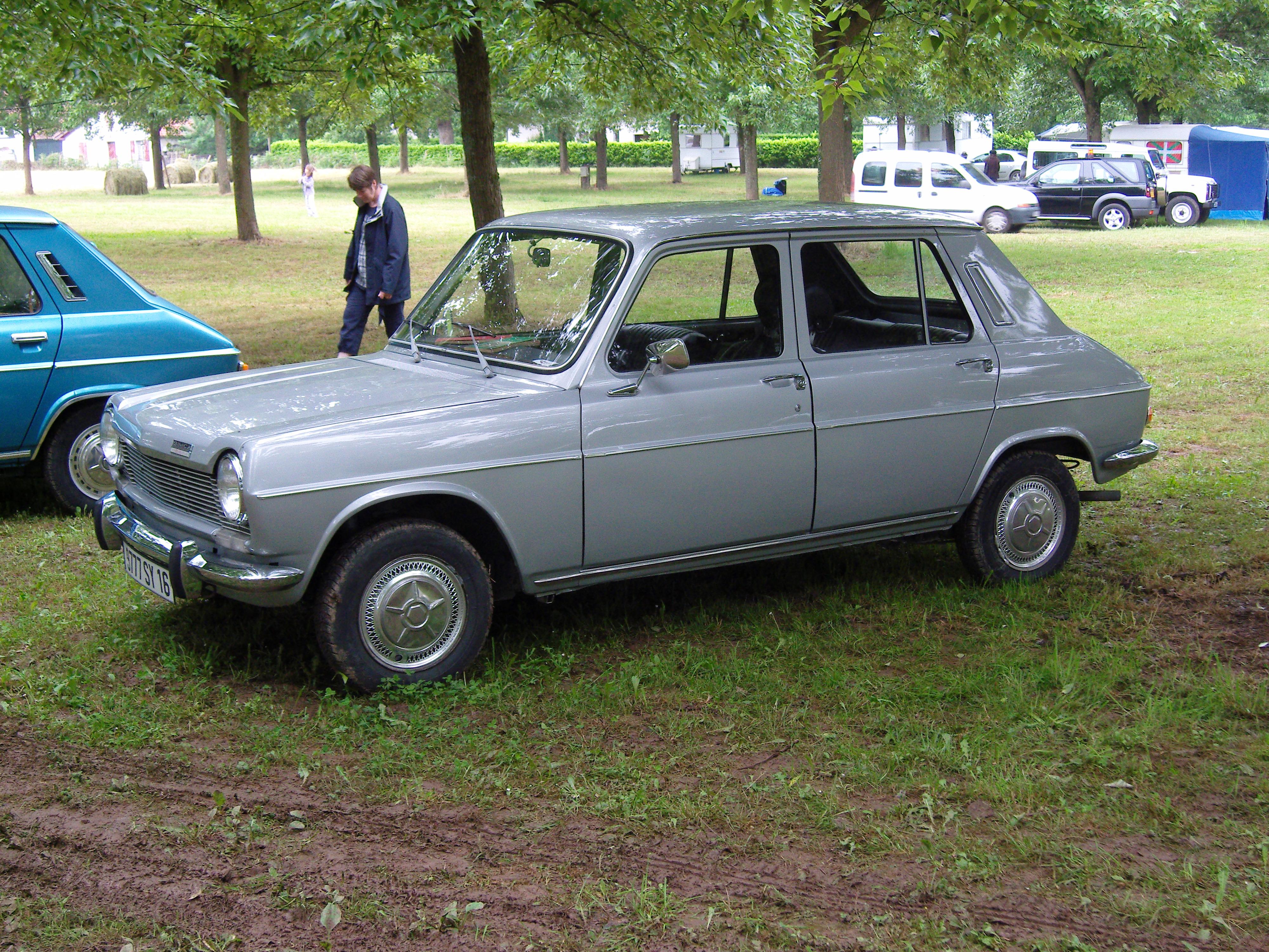 Free Images : old, vintage, french, auto, motor vehicle, hatchback ...