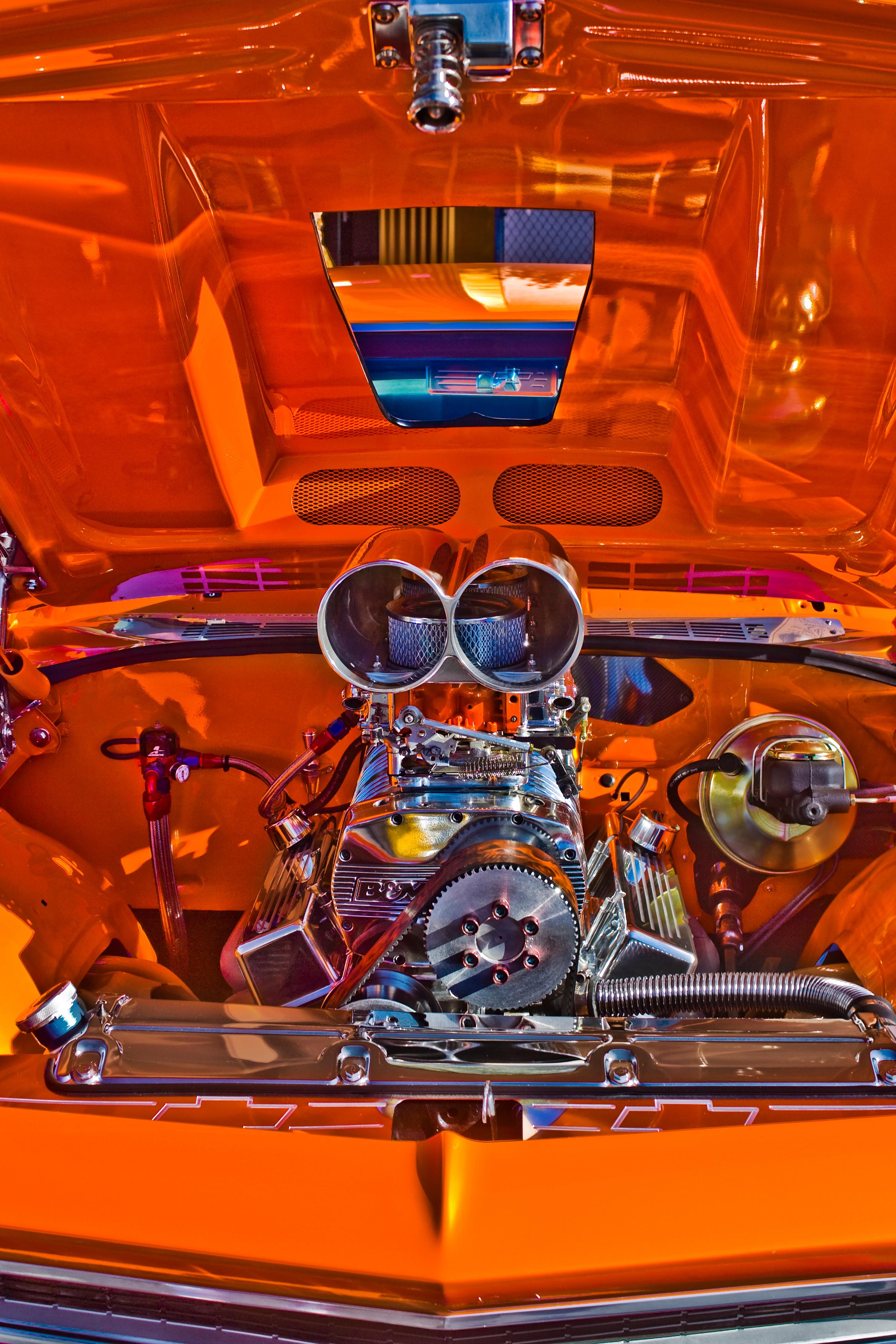 car-orange-vehicle-engine-chevy-games-sc