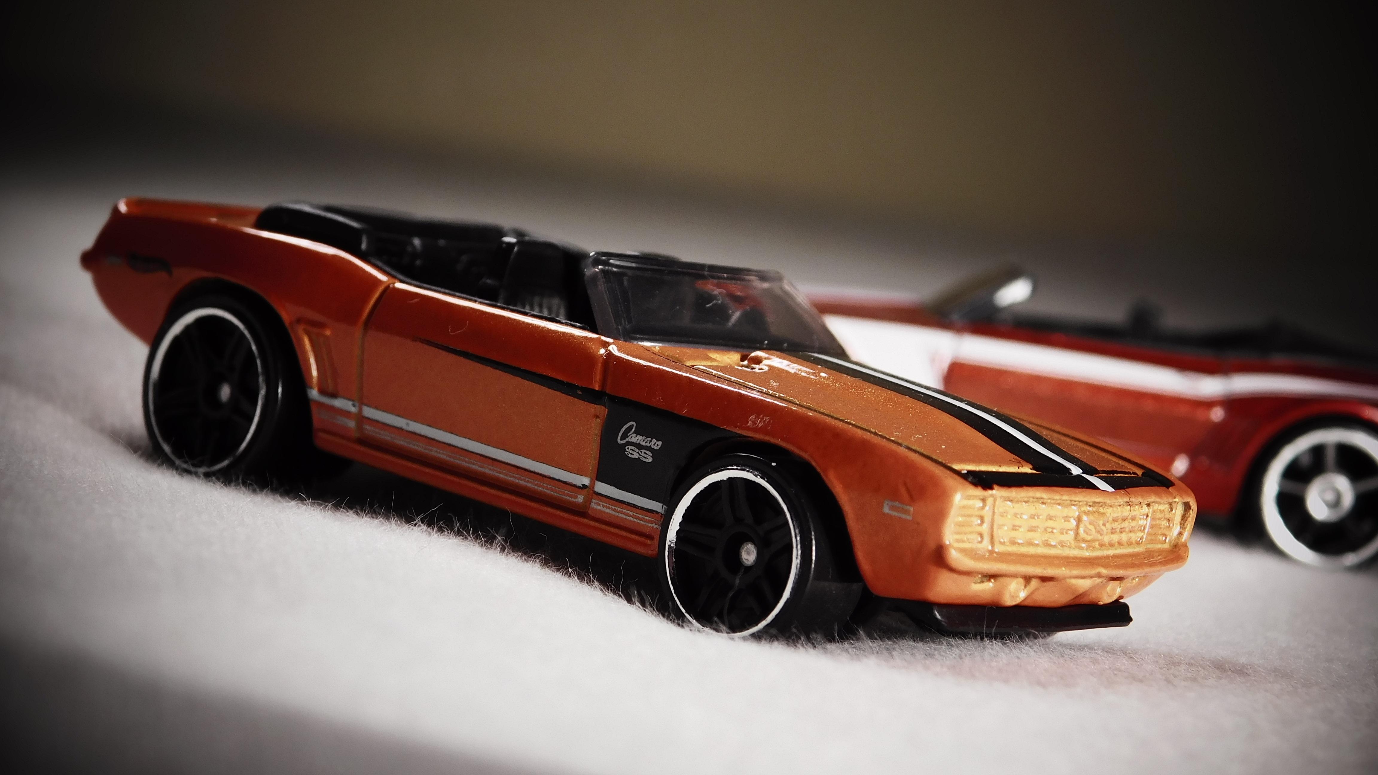 free images : orange, sports car, miniature, muscle car, race car