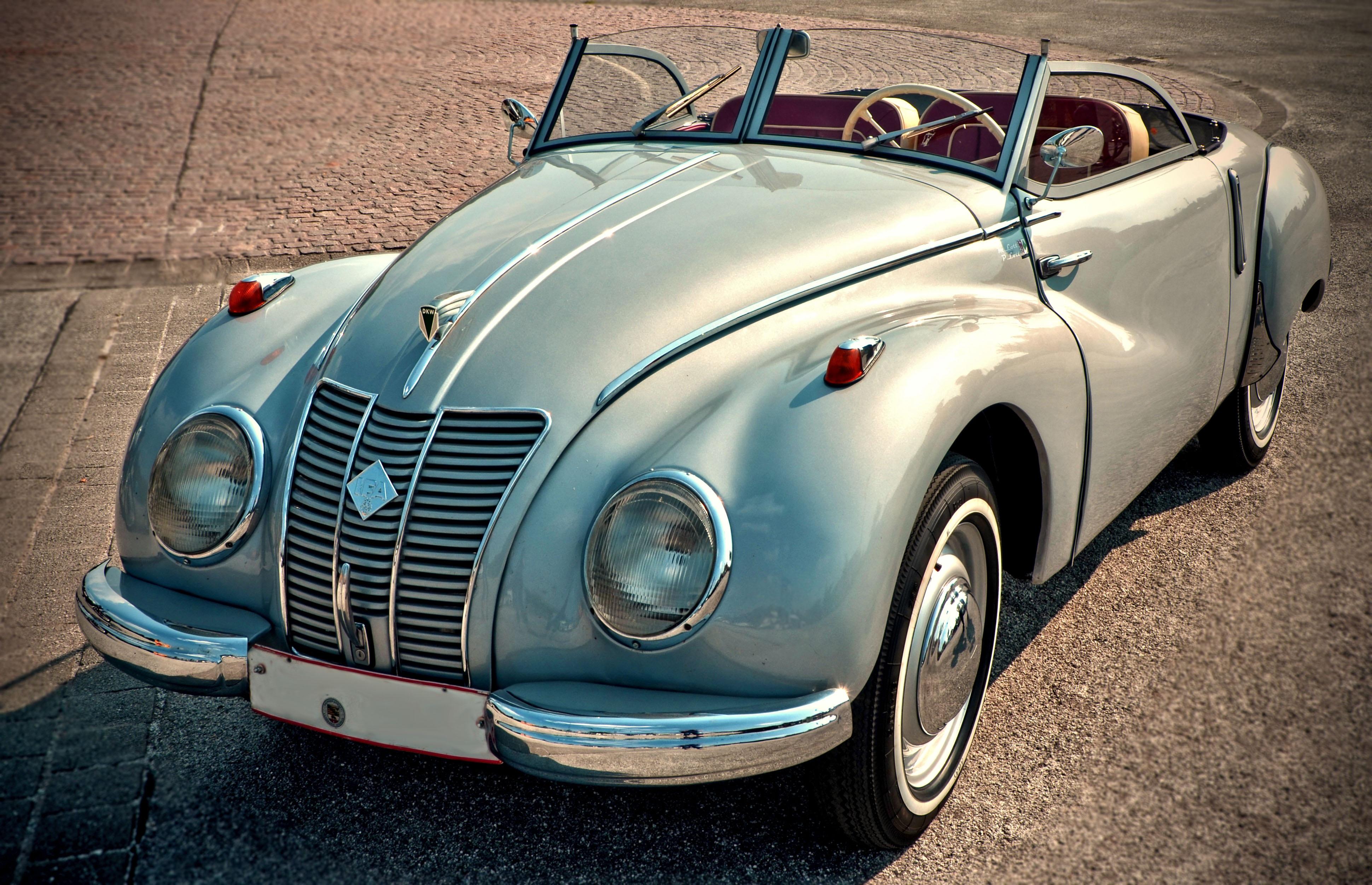 Free Images : retro, old, auto, sports car, satellite, motor ...