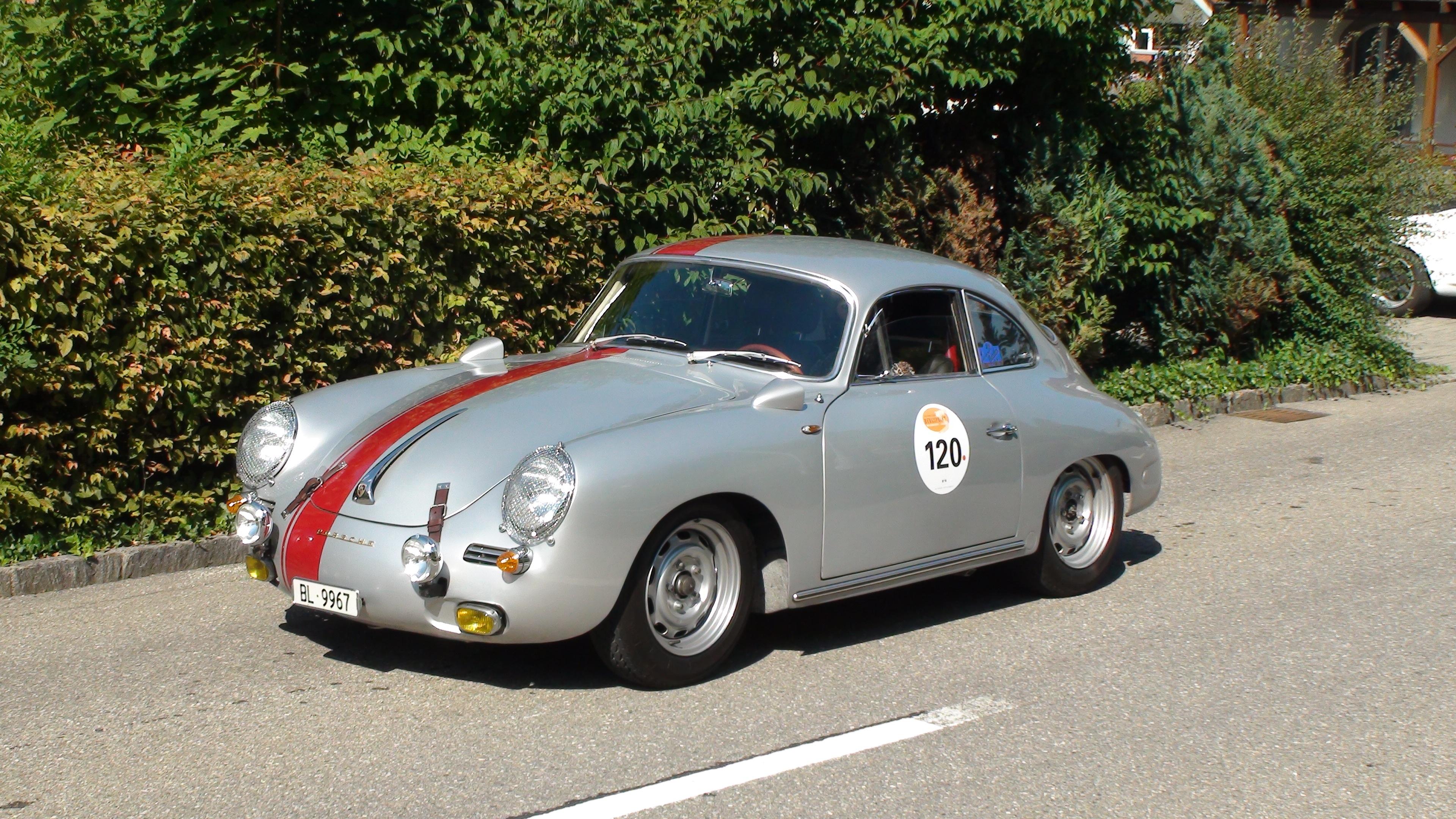 Attractive ... Auto, Classic Car, Sports Car, Oldtimer, Convertible, Antique Car, City  Car, Land Vehicle, Racing Porsche, Hillclimb, Walzenhausen, Volkswagen  Beetle, ...