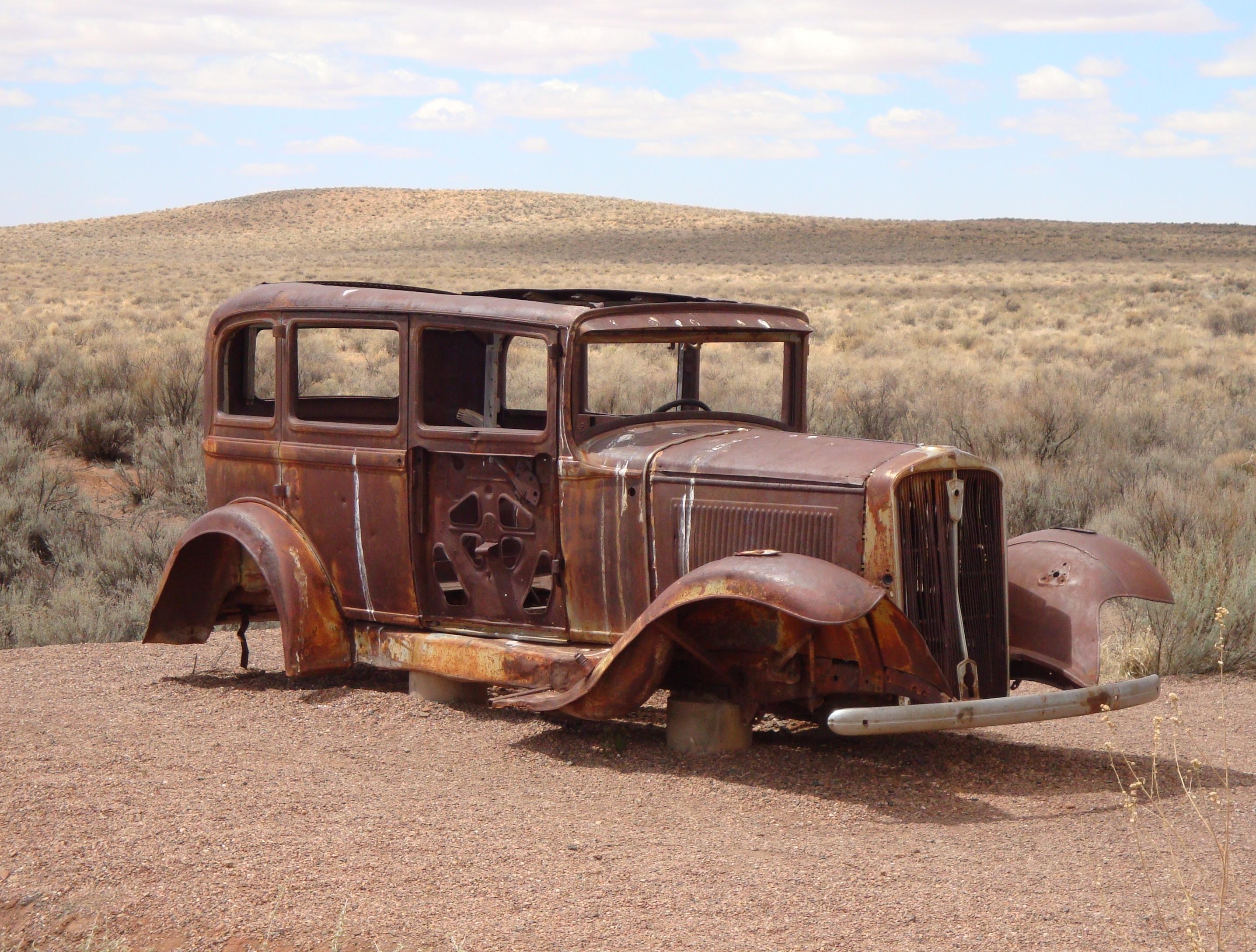 Free Images : retro, transport, rust, truck, old car, classic car ...