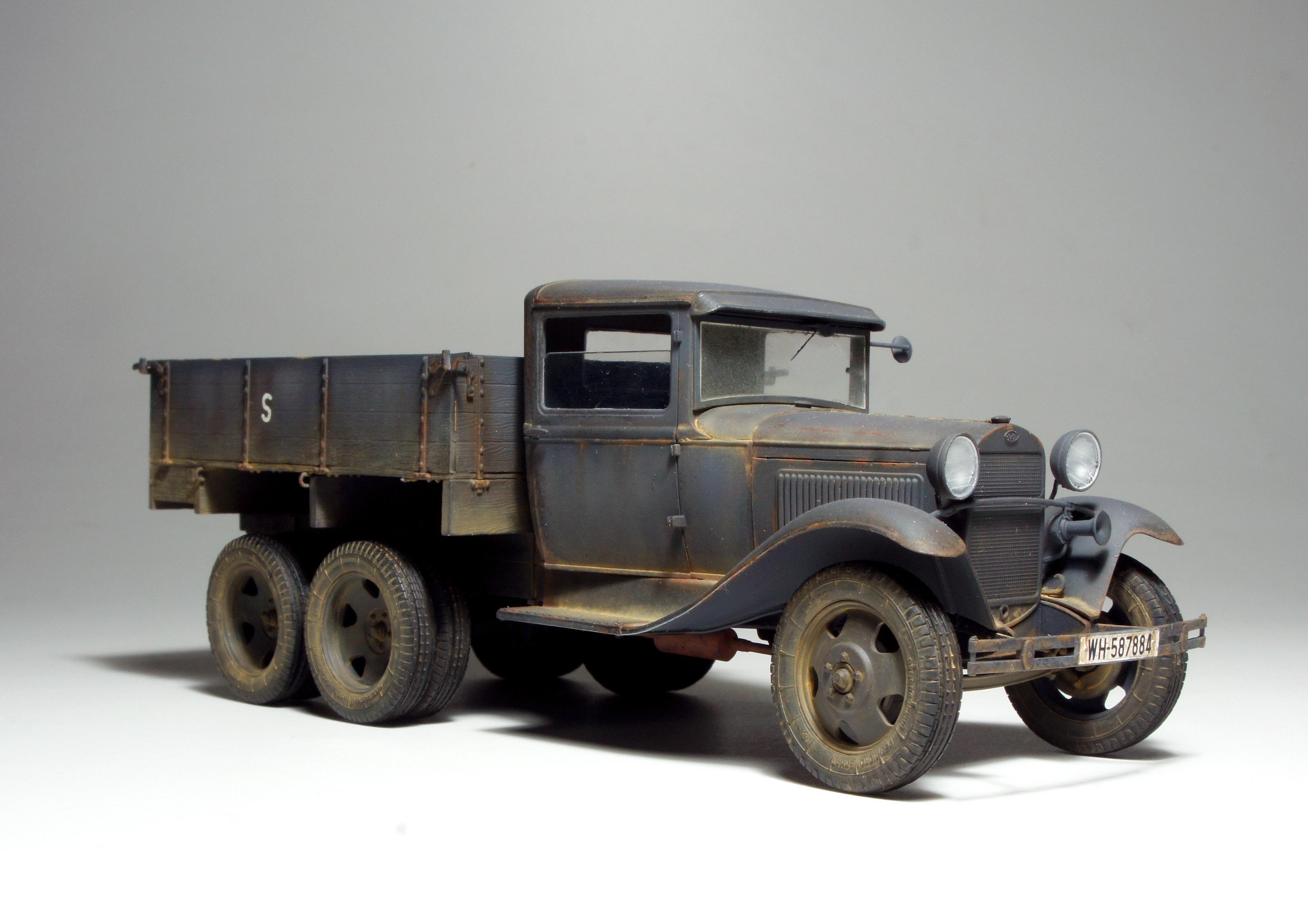 Free Images : retro, truck, vintage car, world war, model car, off ...