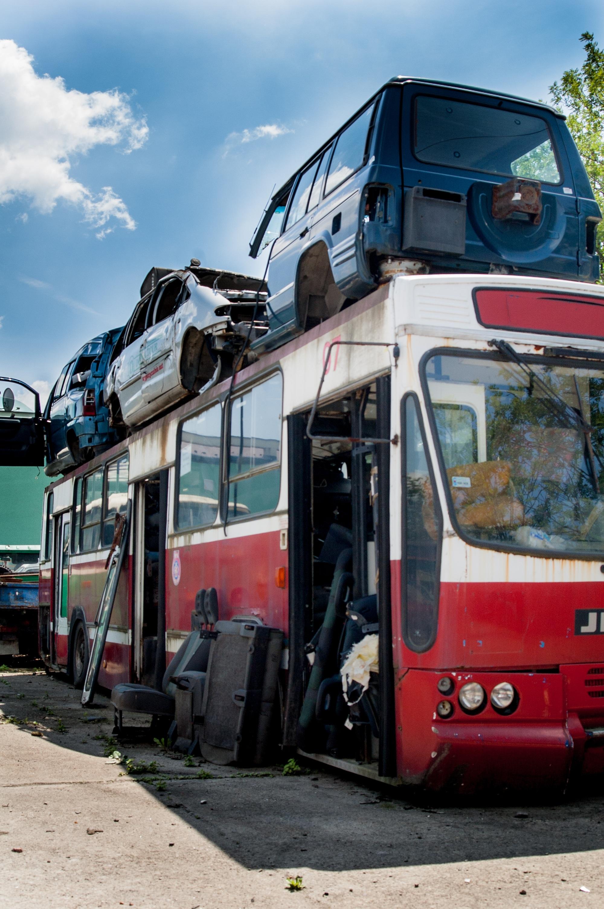 Free Images : red, old car, public transport, bus, locomotive, cars ...