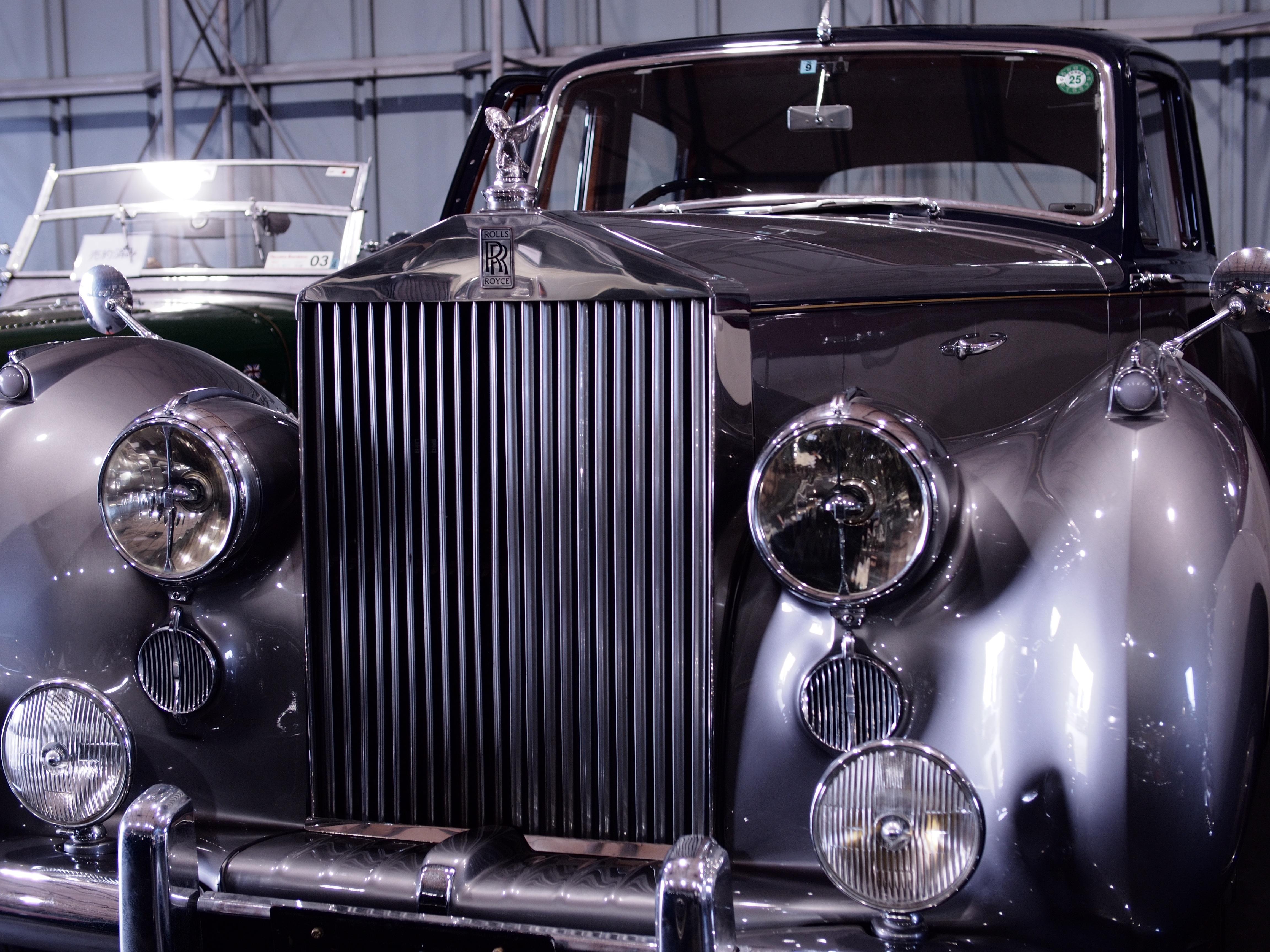 images gratuites voiture classique v hicule moteur voiture ancienne rouleaux royce sedan. Black Bedroom Furniture Sets. Home Design Ideas