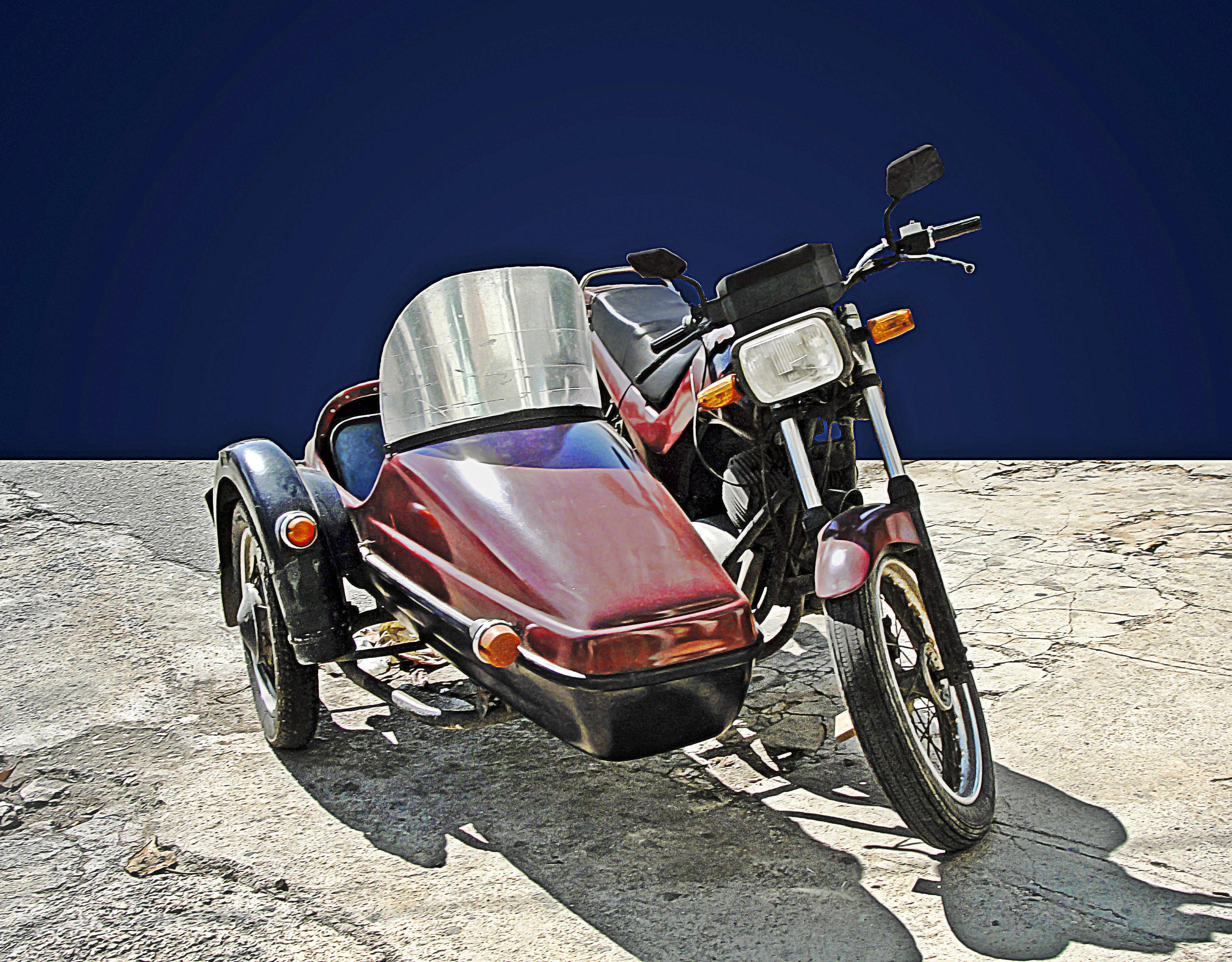 Free Images : car, motorcycle, moto, racing, sidecar, old bike