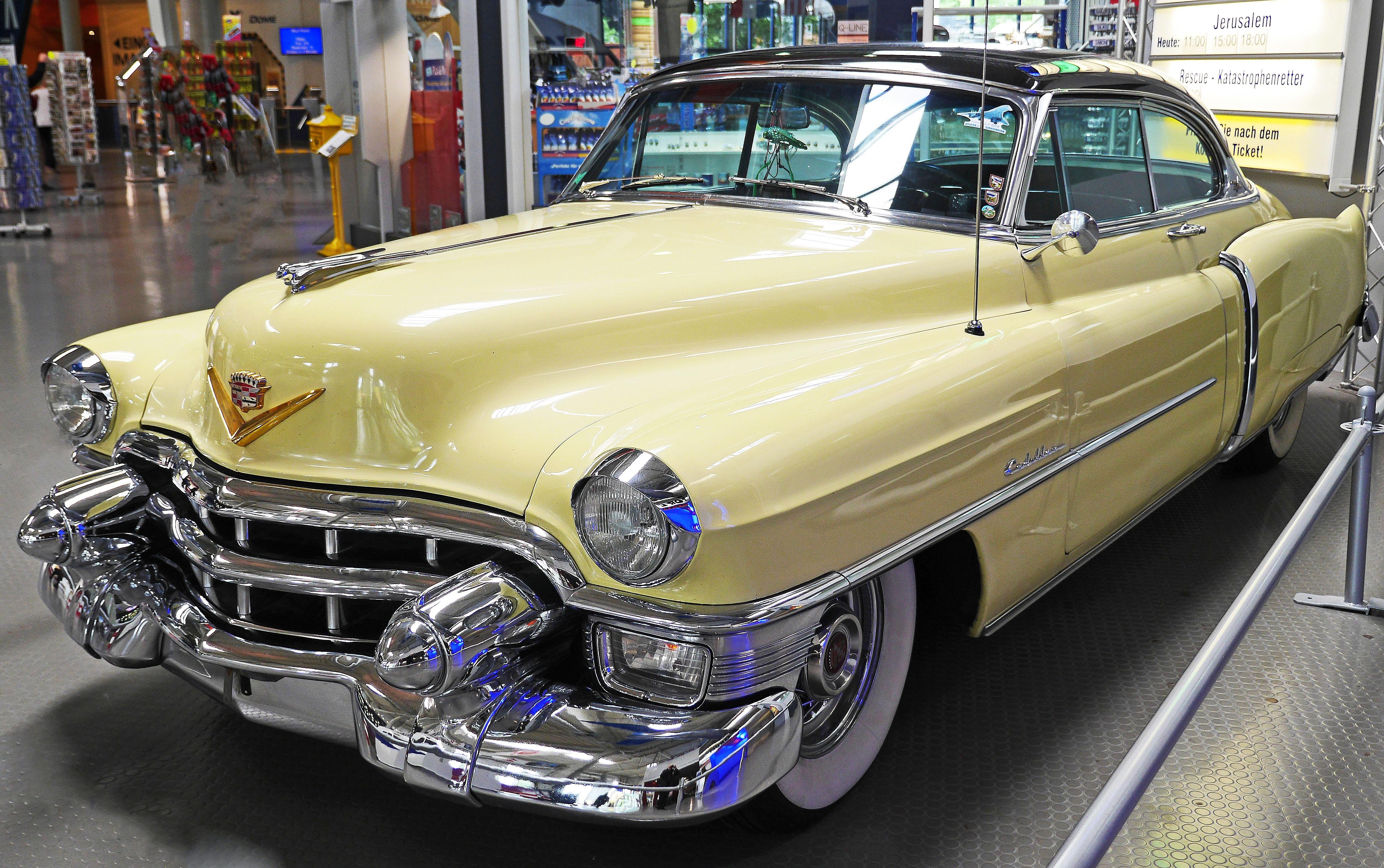 amerikansk sportbil 1953