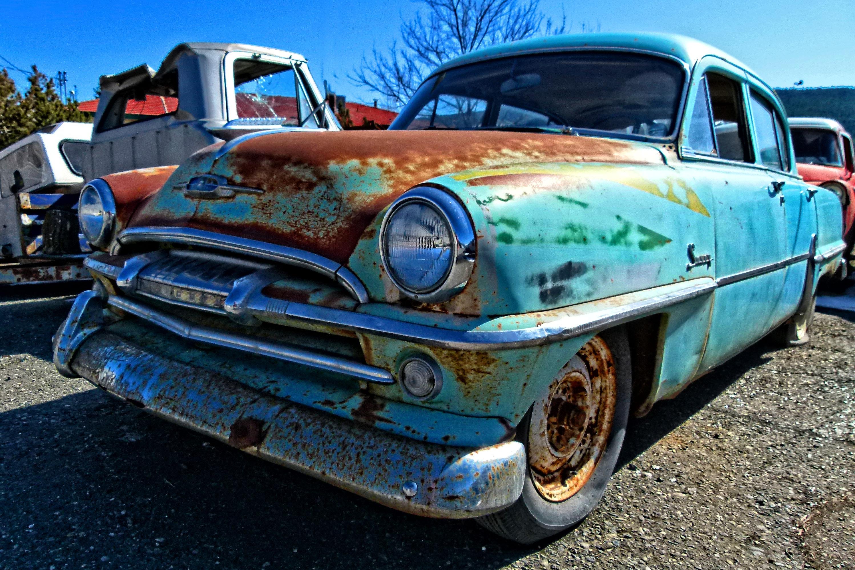 Ржавые автомобили картинки