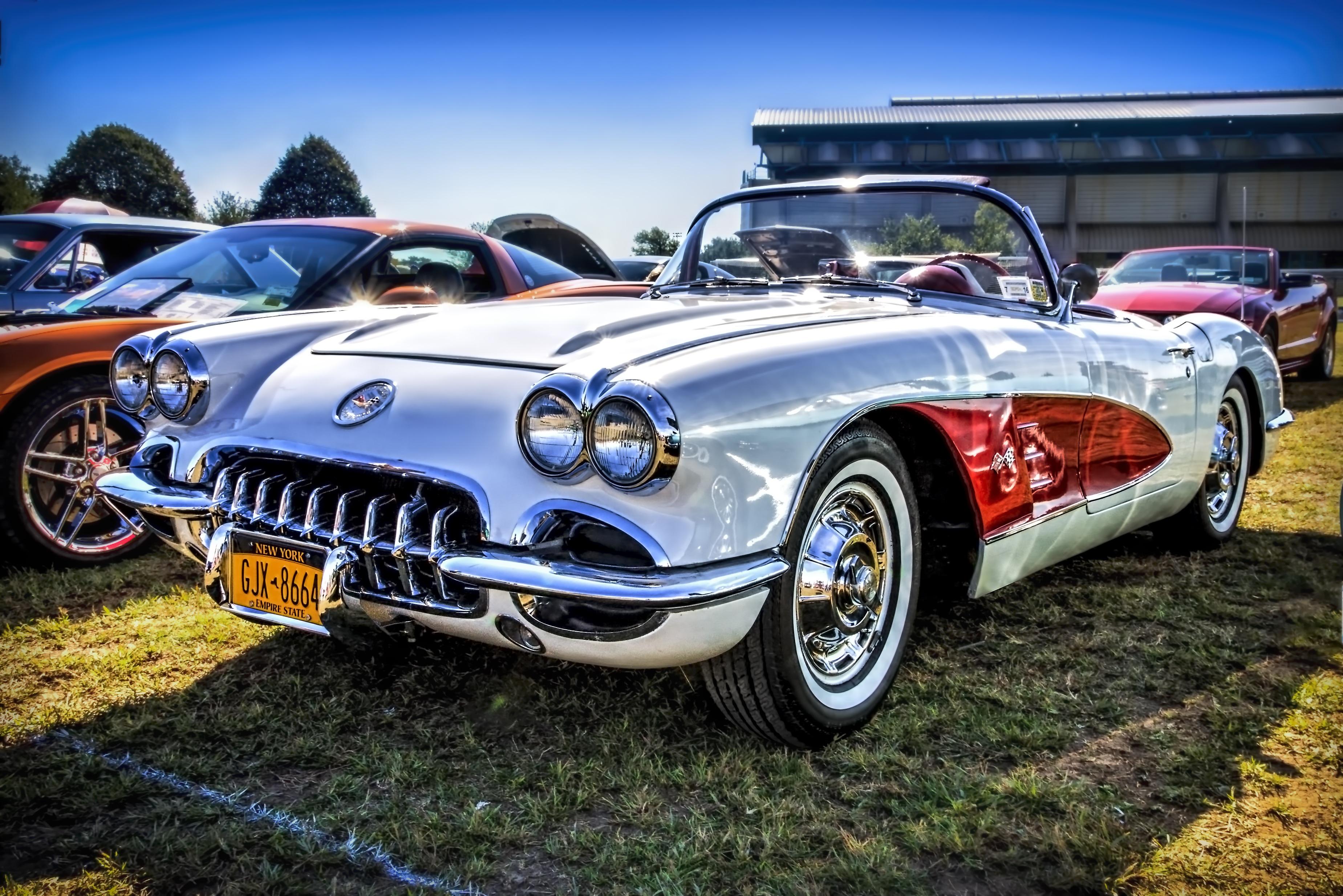 Free Images Retro Old Transportation Auto Nostalgia Historic - Vintage car show