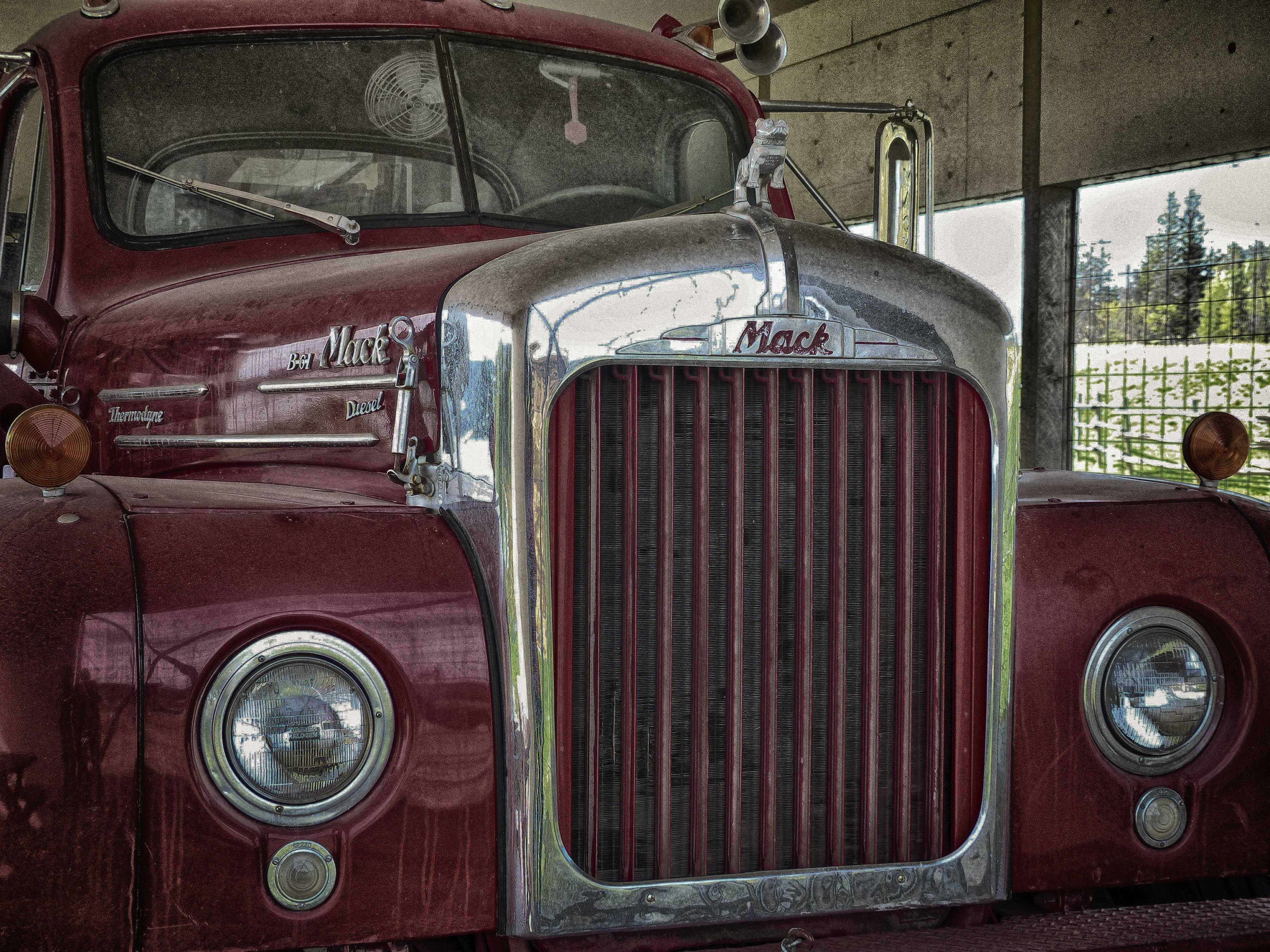 Free Images : old, transportation, red, motor vehicle, vintage car ...