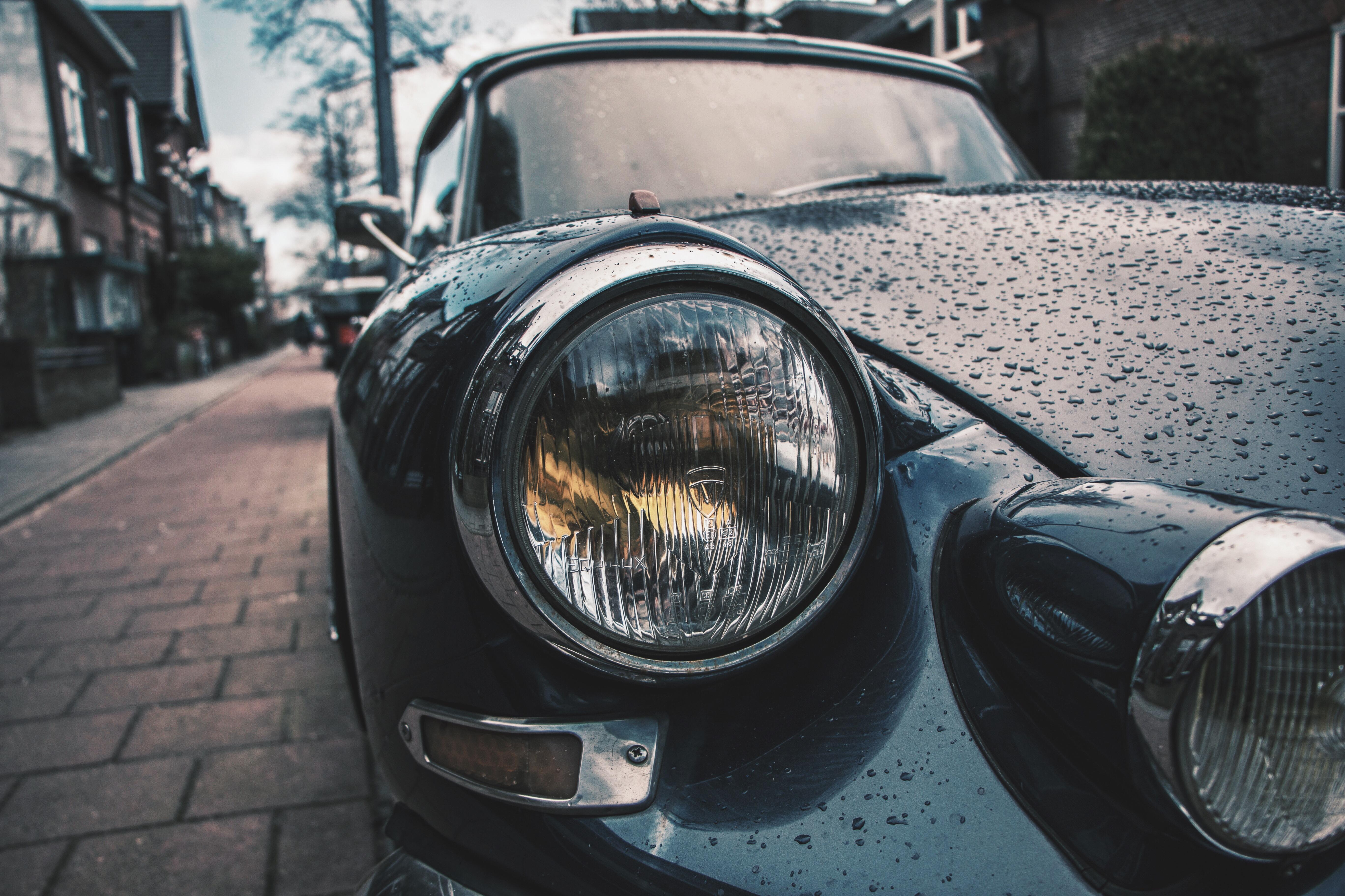Free Images : wheel, retro, windshield, auto, headlight, sports car ...