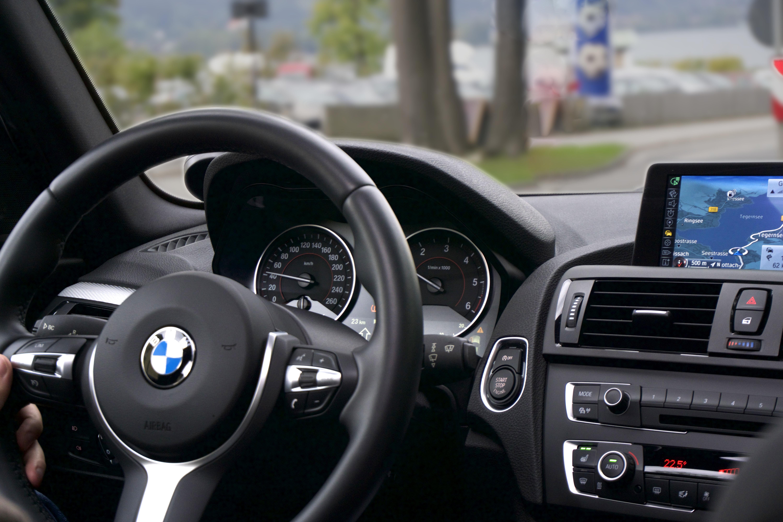 Free Images Interior Driving Steering Wheel Route Speedometer