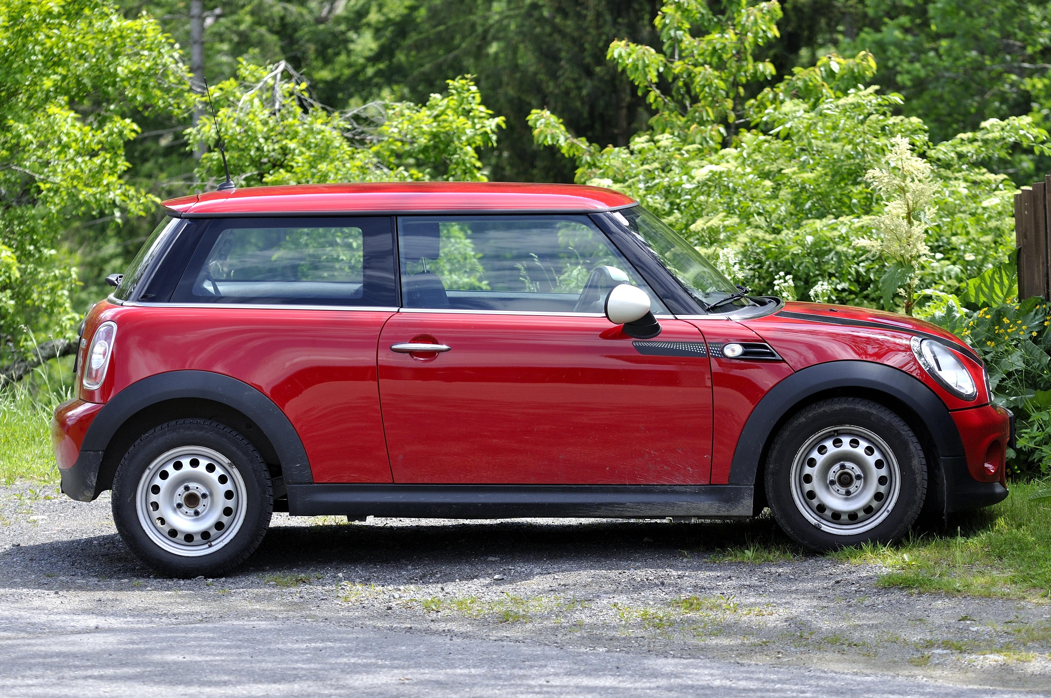 Images Gratuites Roue Rouge Véhicule Auto Mini Cooper Bmw